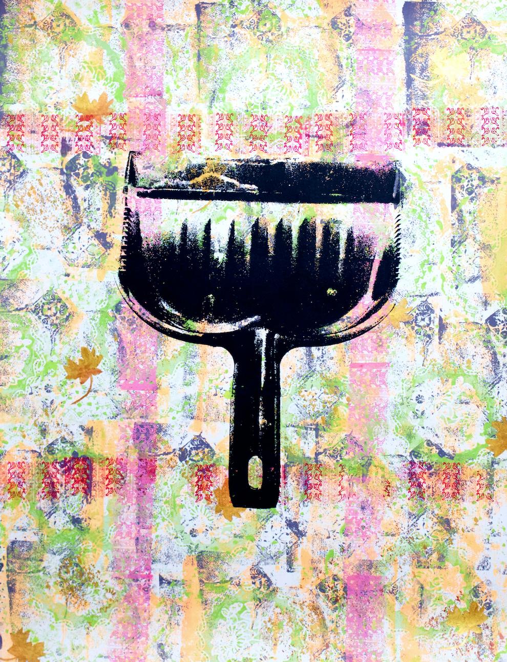Dustpan#1 © Claudia Cano