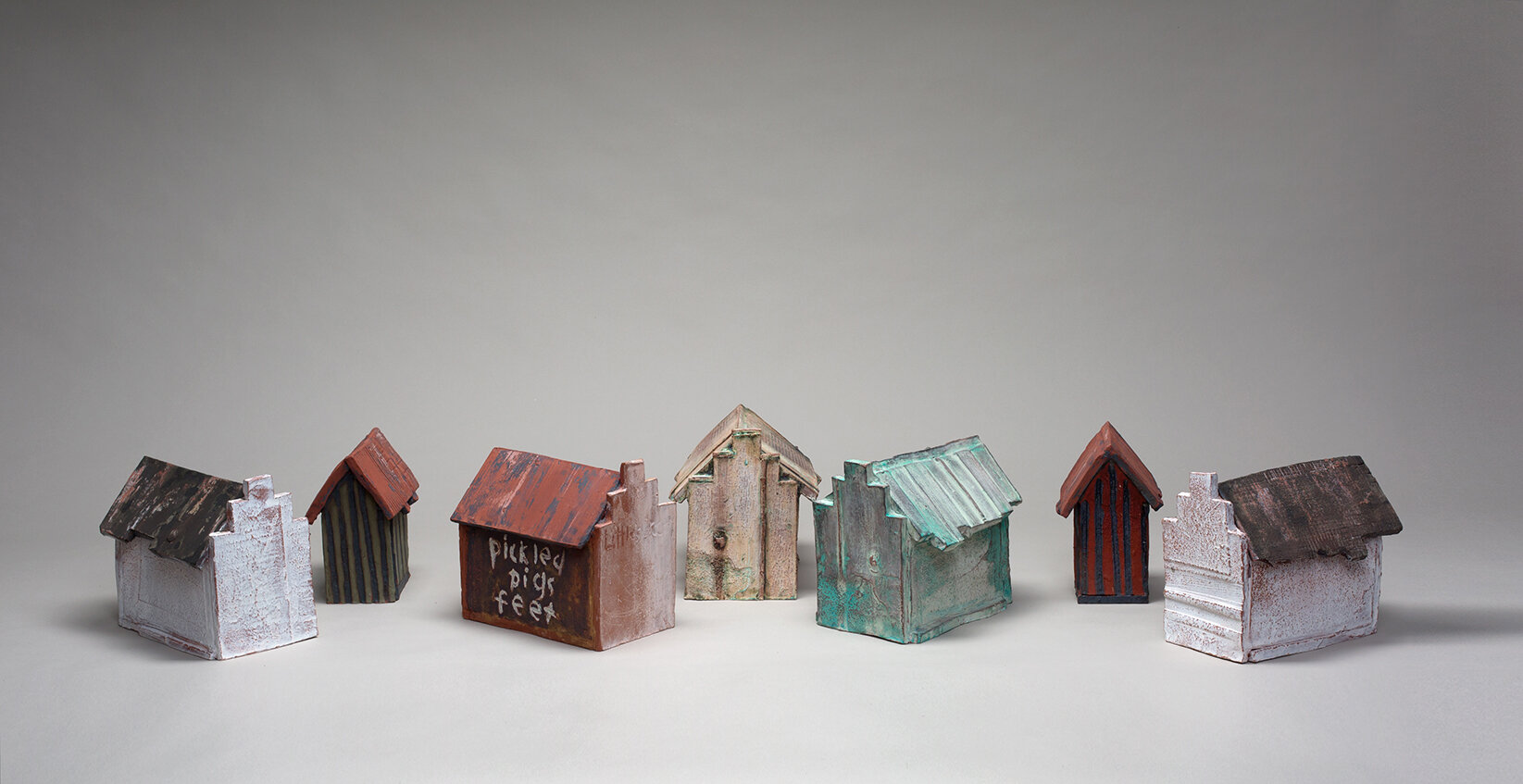 Juke Joint Shacks and Barns by Willie Little • Photograph by Aaron Johanson