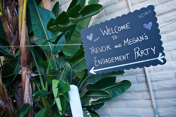 Engagement party ... just kidding? This turned into a wedding before the night was over.