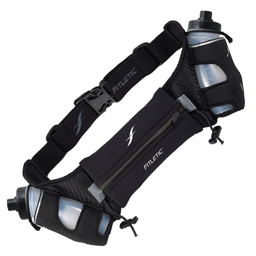 The Fitletic hydration belt is, for me, the perfect companion to runs of up to 10 miles.