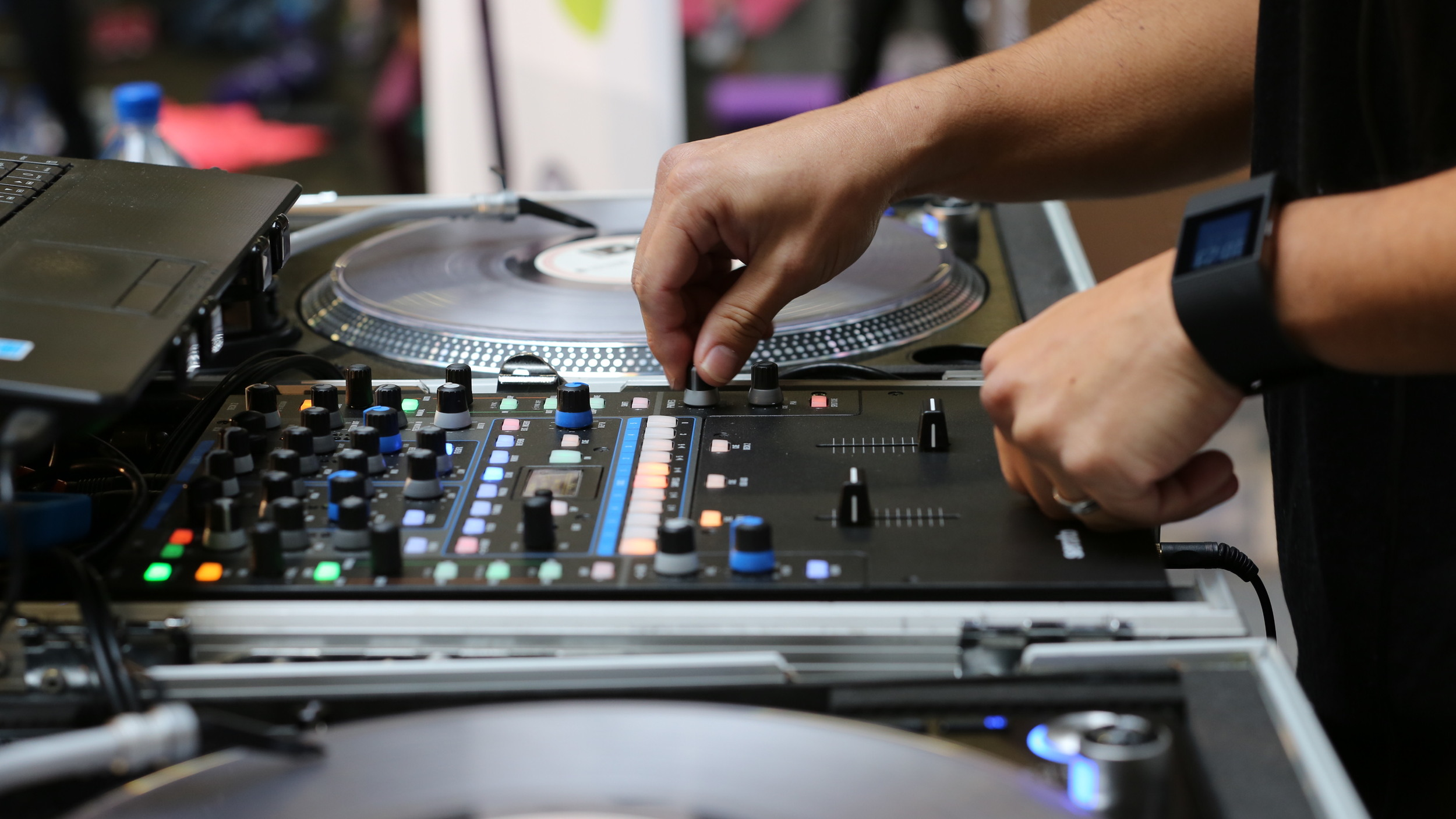 DJ Justin Kanoya explores some of the ways to find new music that works well for cocktail and dinner hours and just about any other non-dance period during an event.