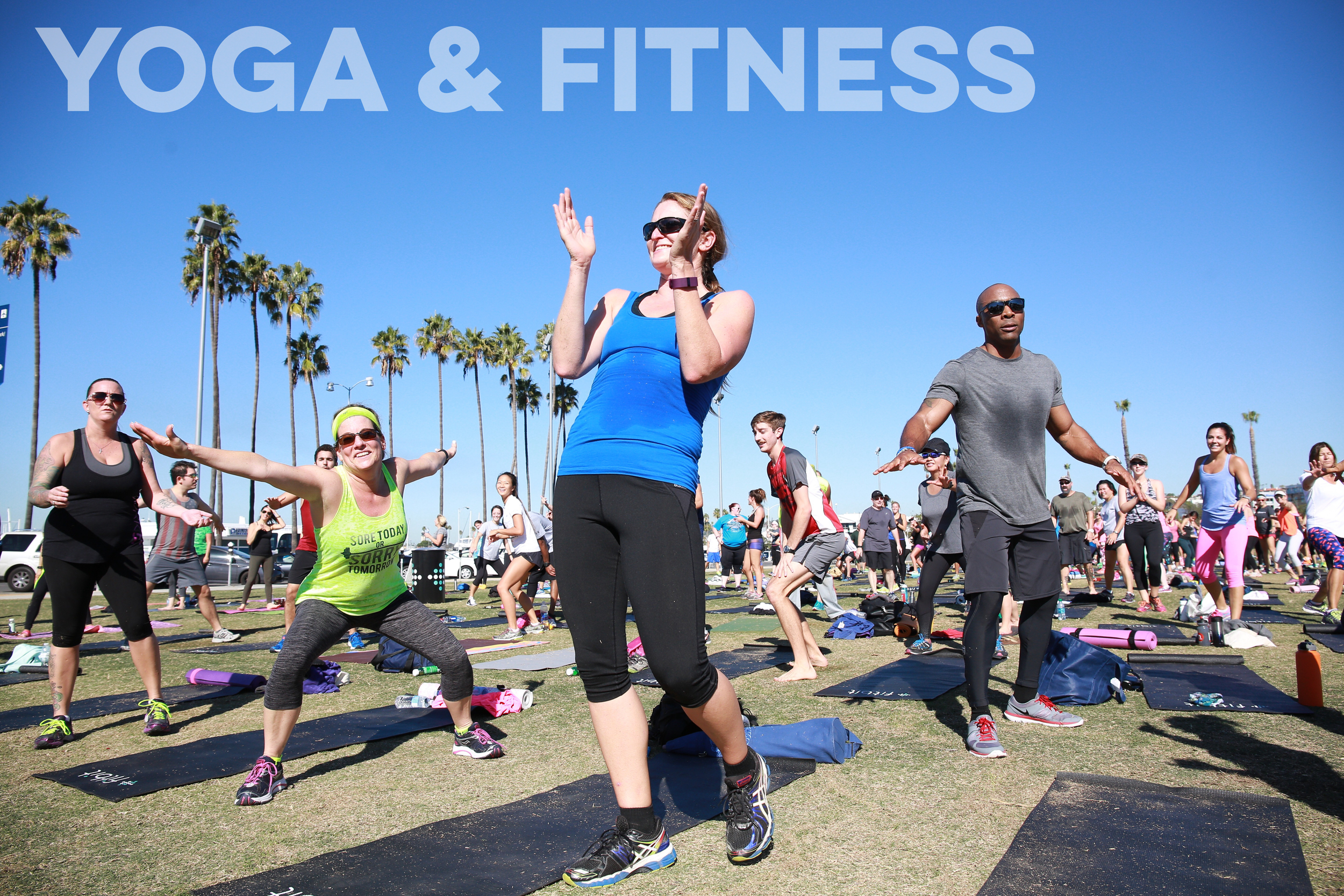 fitbit fitness event