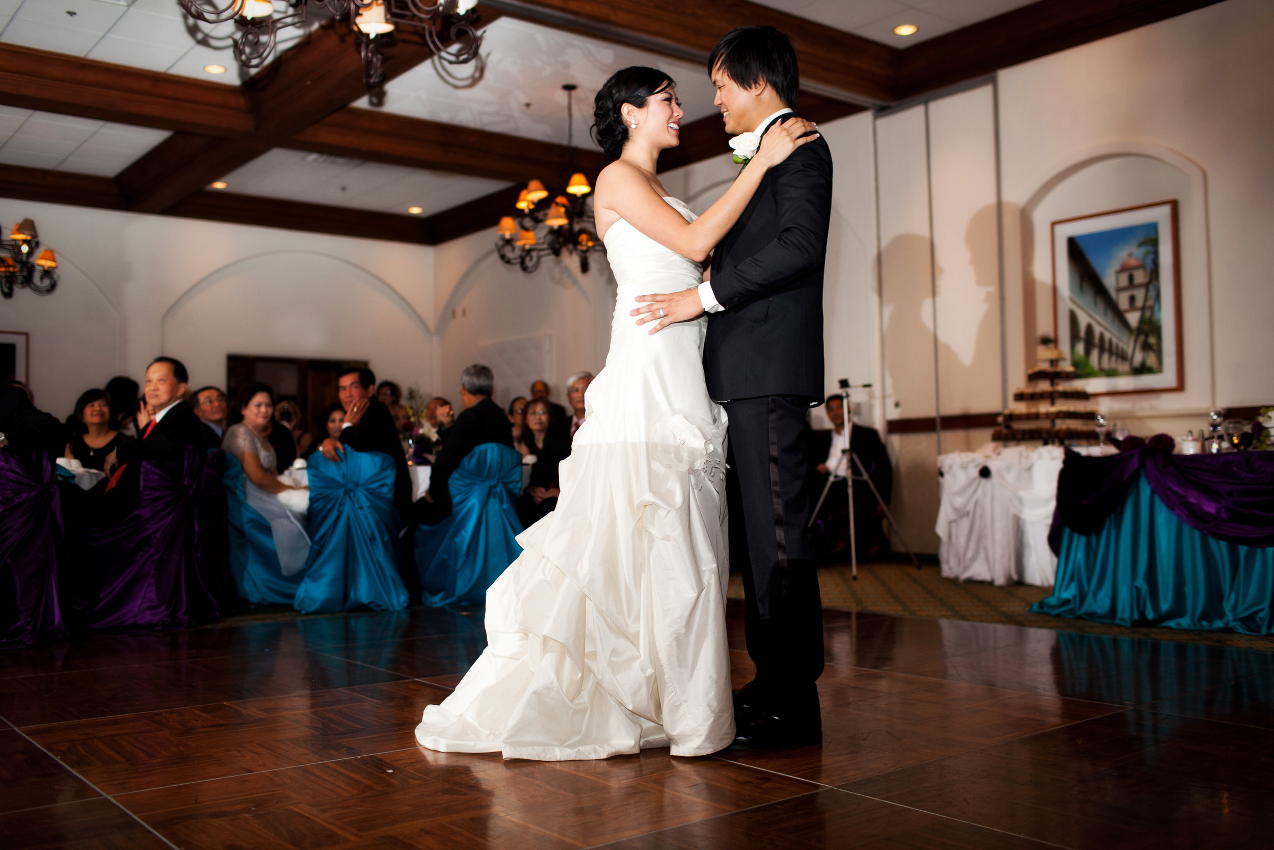 Admiral Baker Clubhouse Wedding