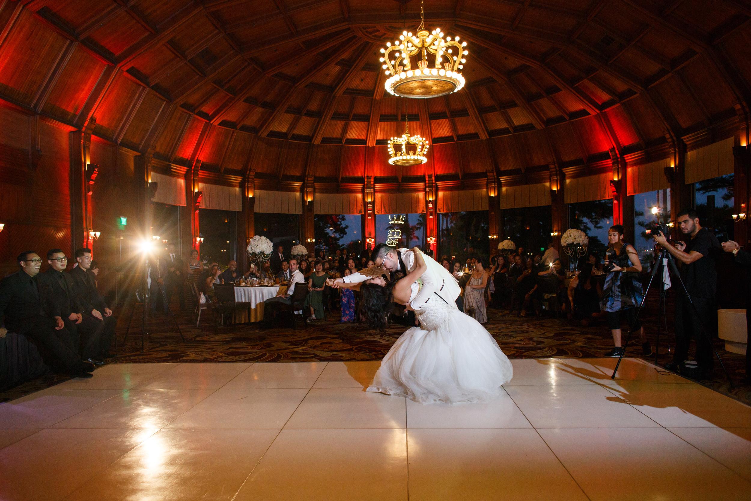 Hotel Del Coronado Wedding