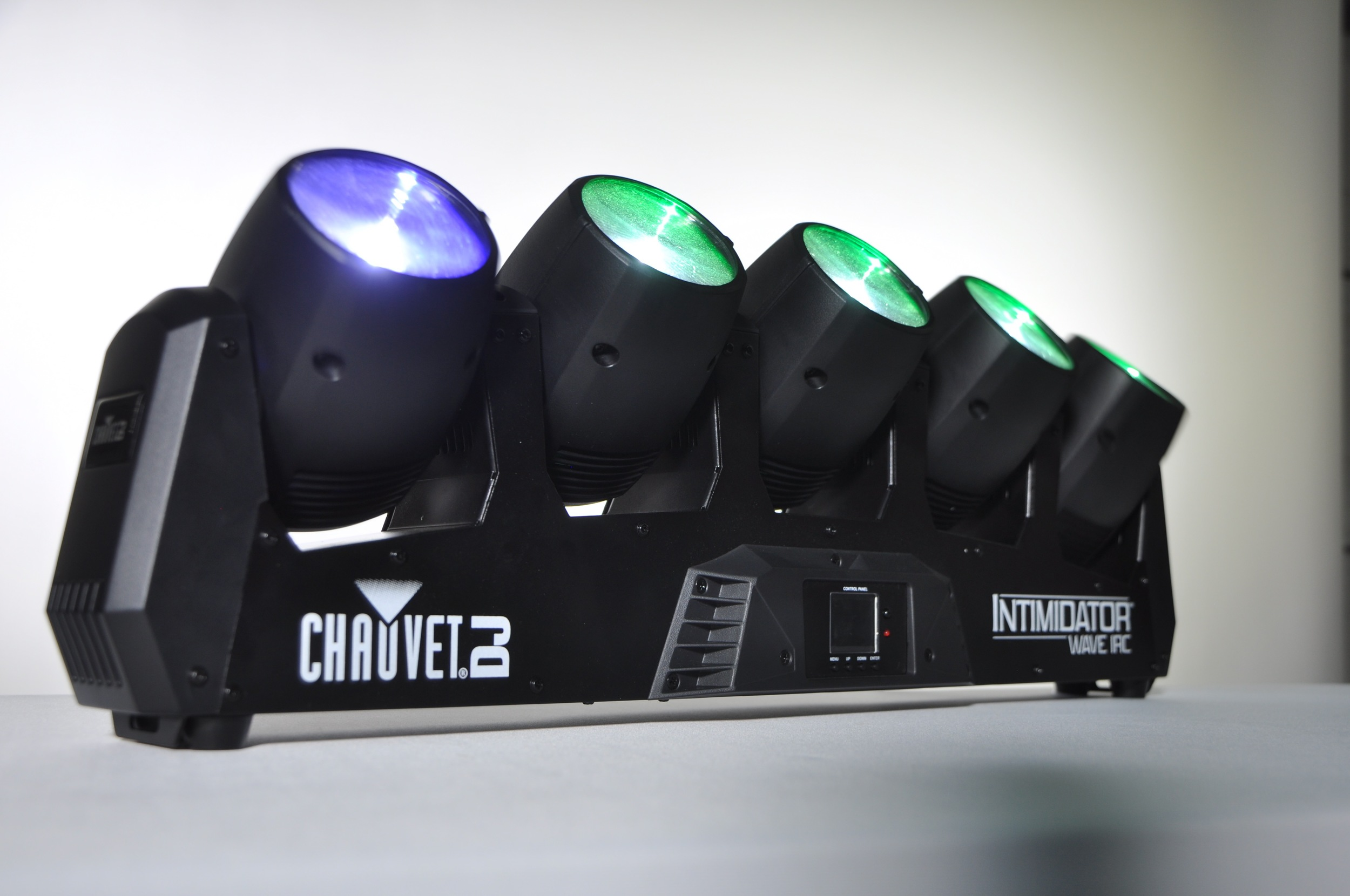 The Intimidator Wave IRC from Chauvet DJ