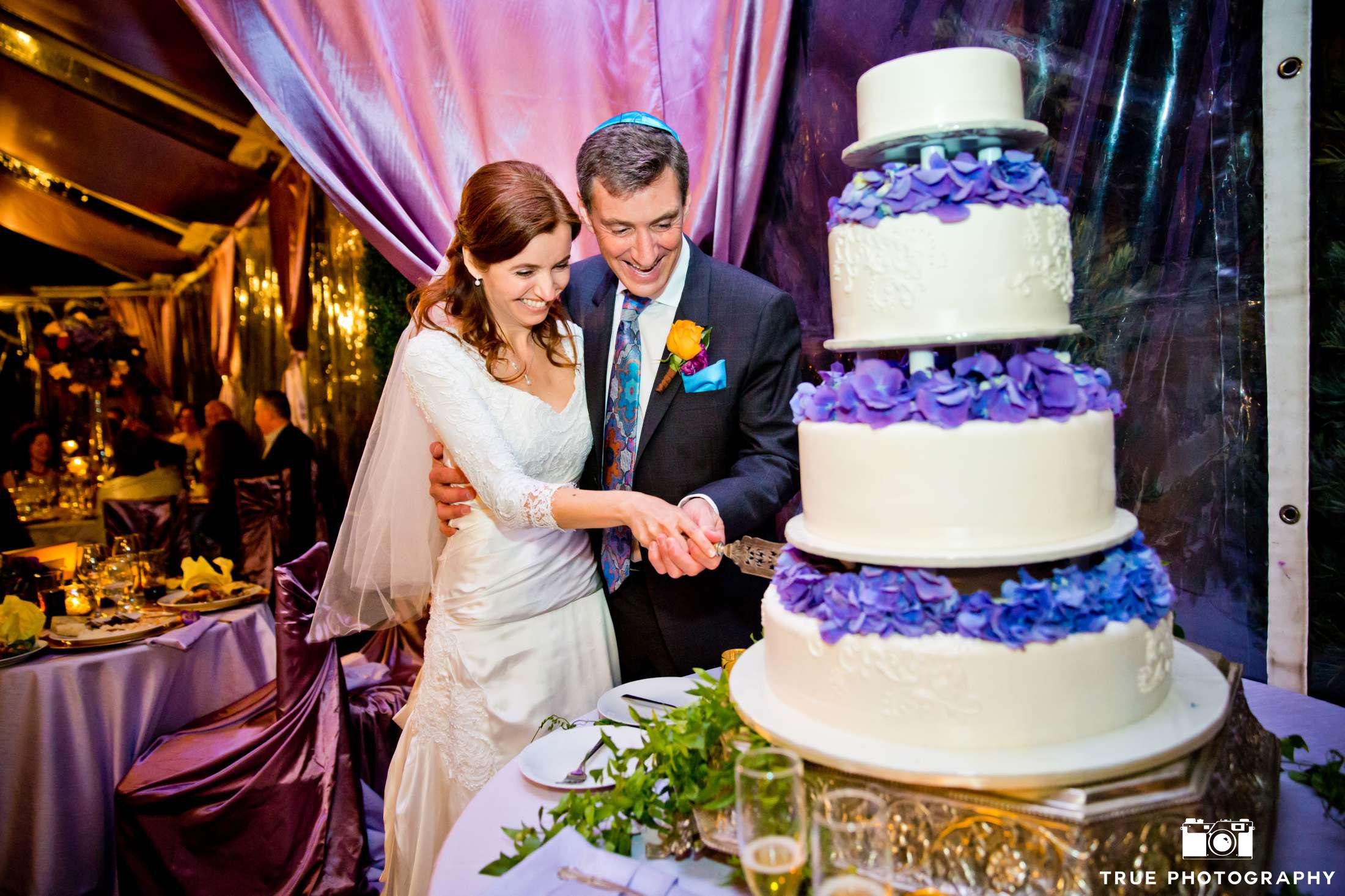 A great song playing in the background during cake cutting is the key aspect in setting the mood.