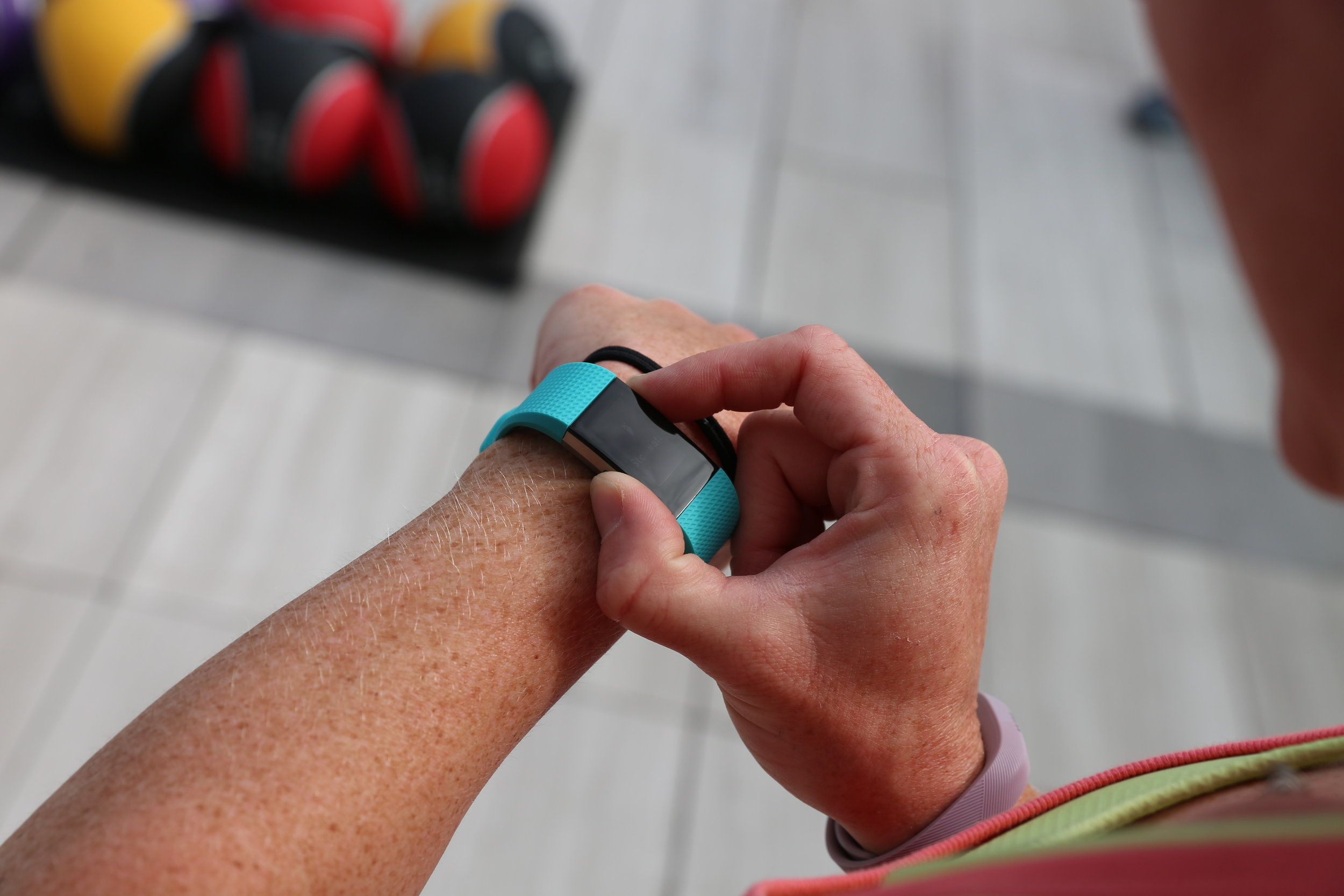 The Fitbit Charge 2 will be available for purchase in September 2016.