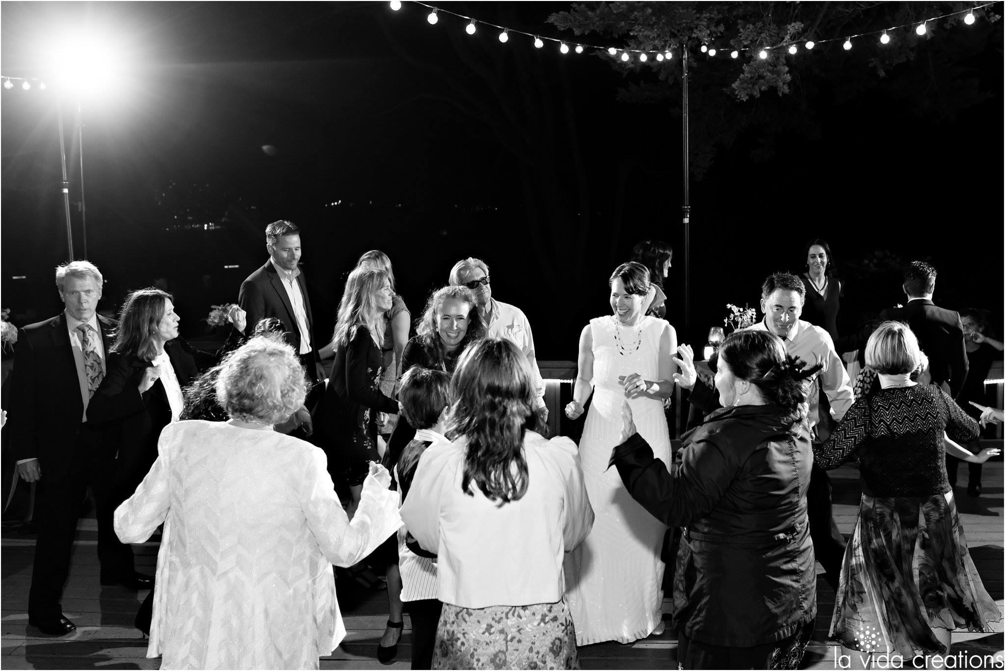 Martin Johnson House Wedding
