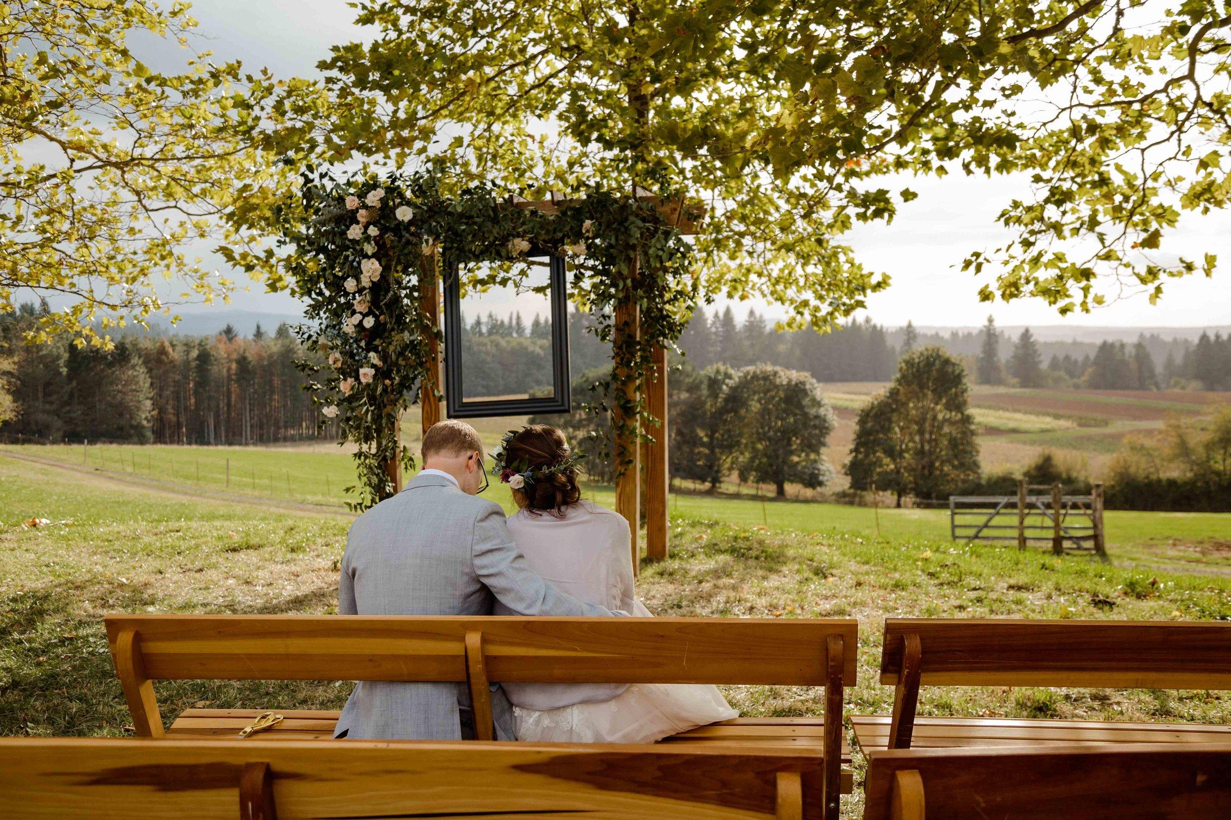 vineyard wedding summer fall oregon corgi rustic wedding-85.jpg