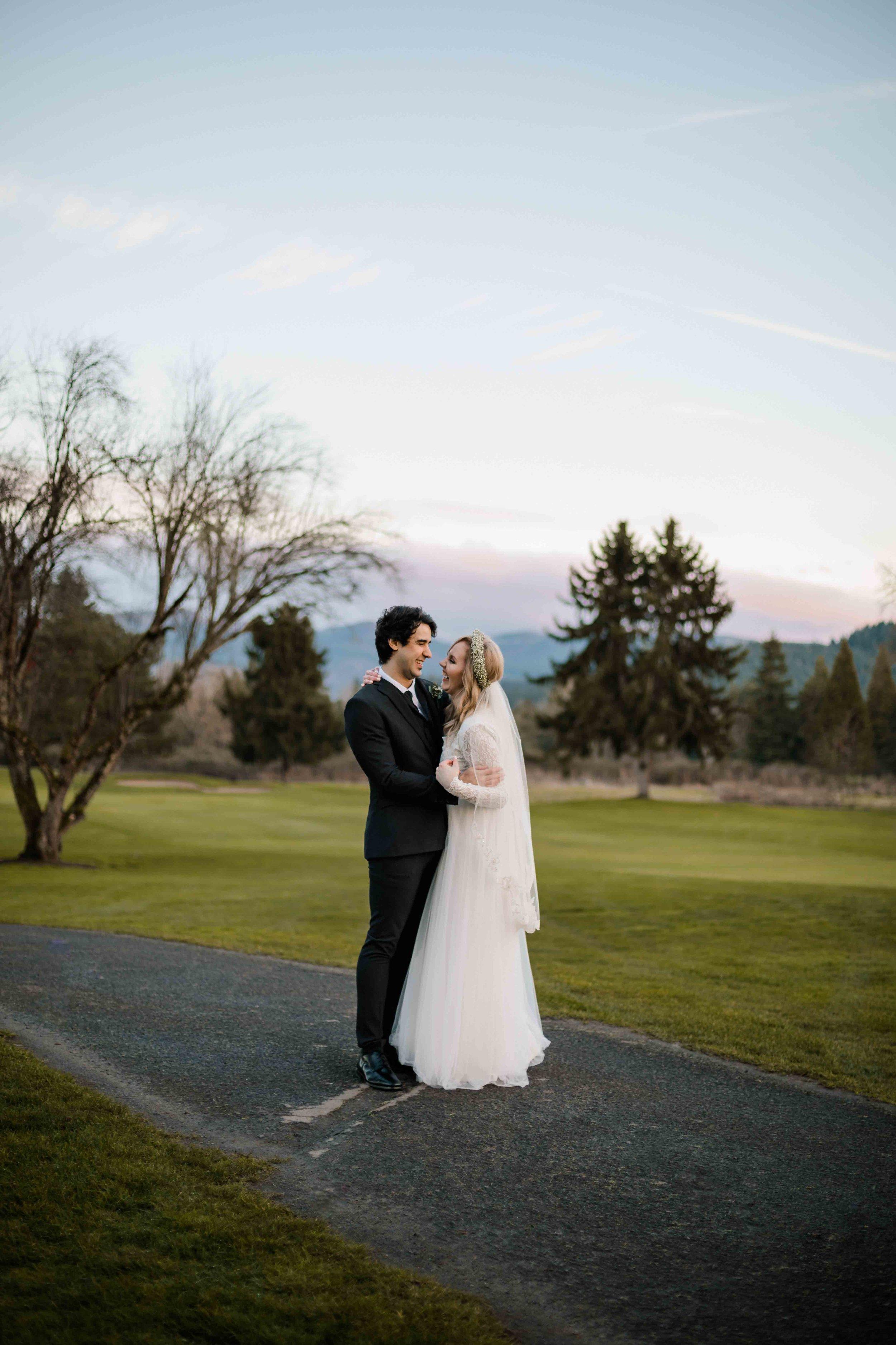 Emerald Valley Golf Club Wedding Oregon Winter Wedding-74.jpg