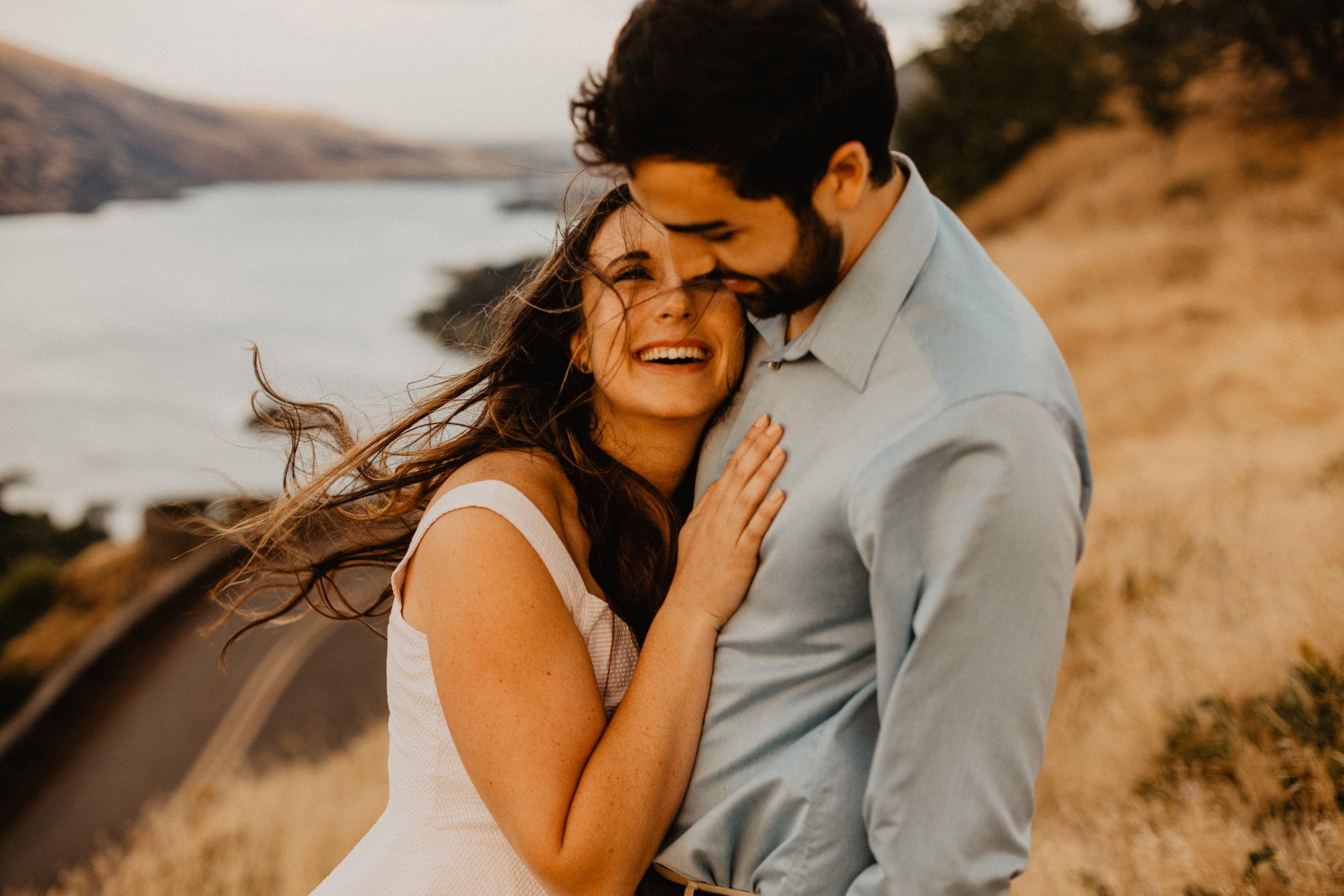 rowena crest engagement, oregon wedding photographer, engagement photos, natural light photographer-234.jpg