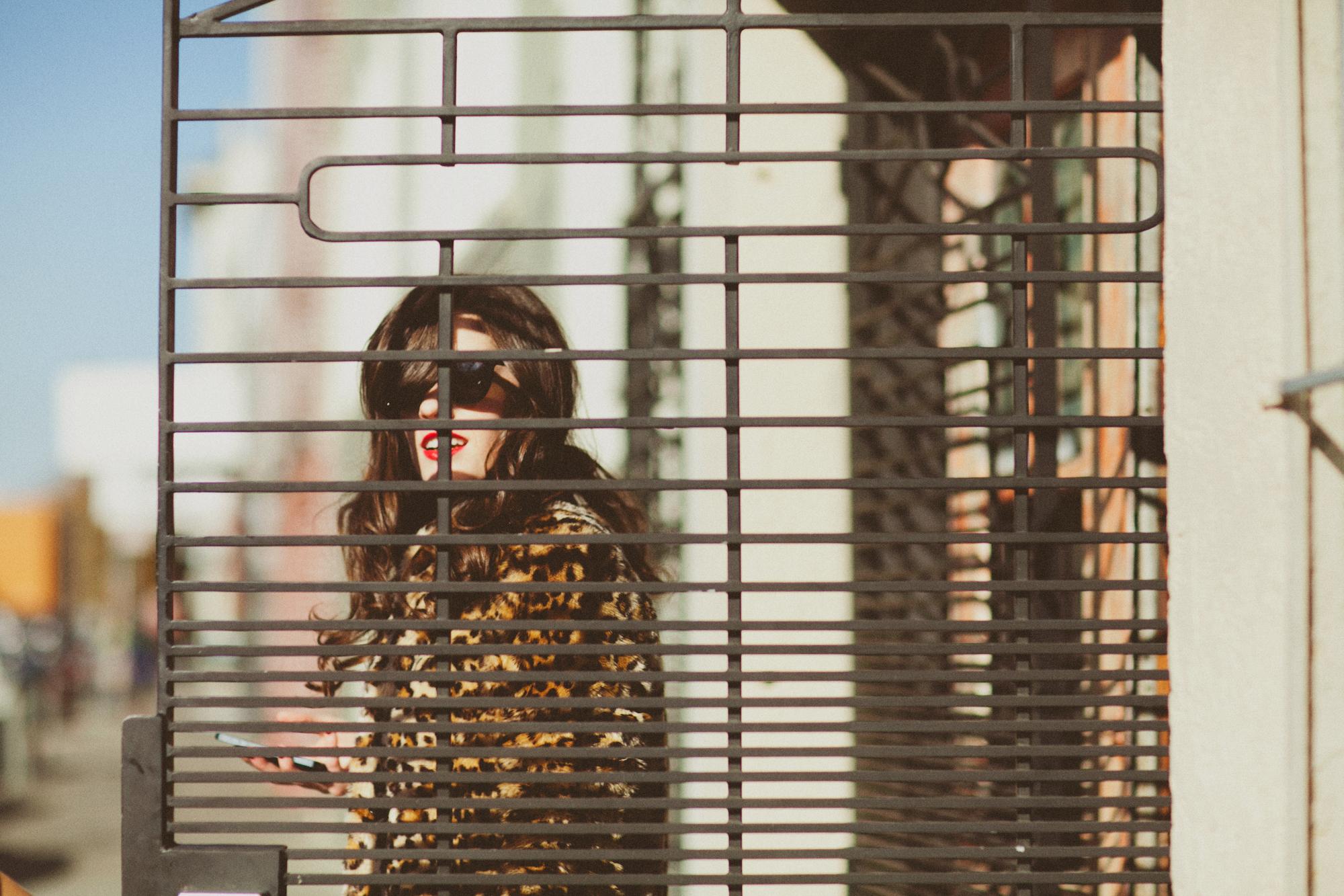 Music & Fashion Photographer Jennifer Skog photographs indie-electronic pop duo CATHEDRALS