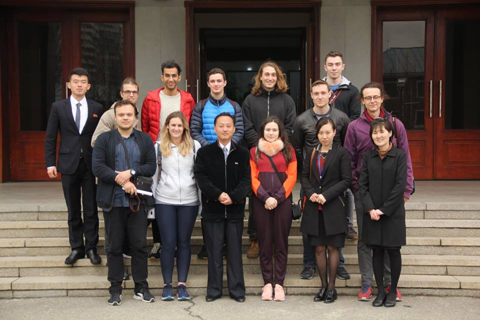 Sports and Diplomacy Delegations for Dialogue
