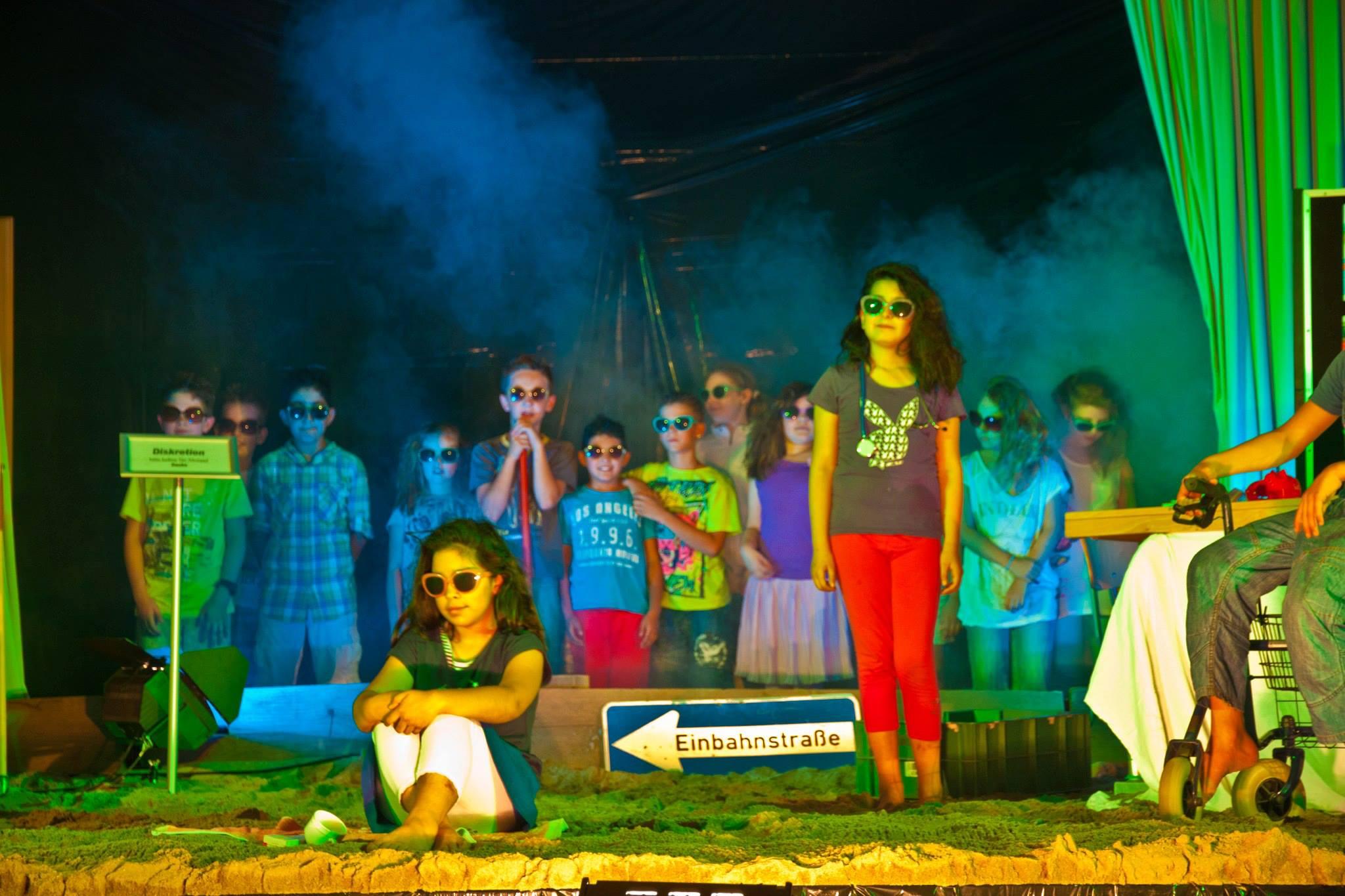 Theaterfutter für den Sommer - 2-tägiges Summercamp für LehrerInnen und ErzieherInnen
