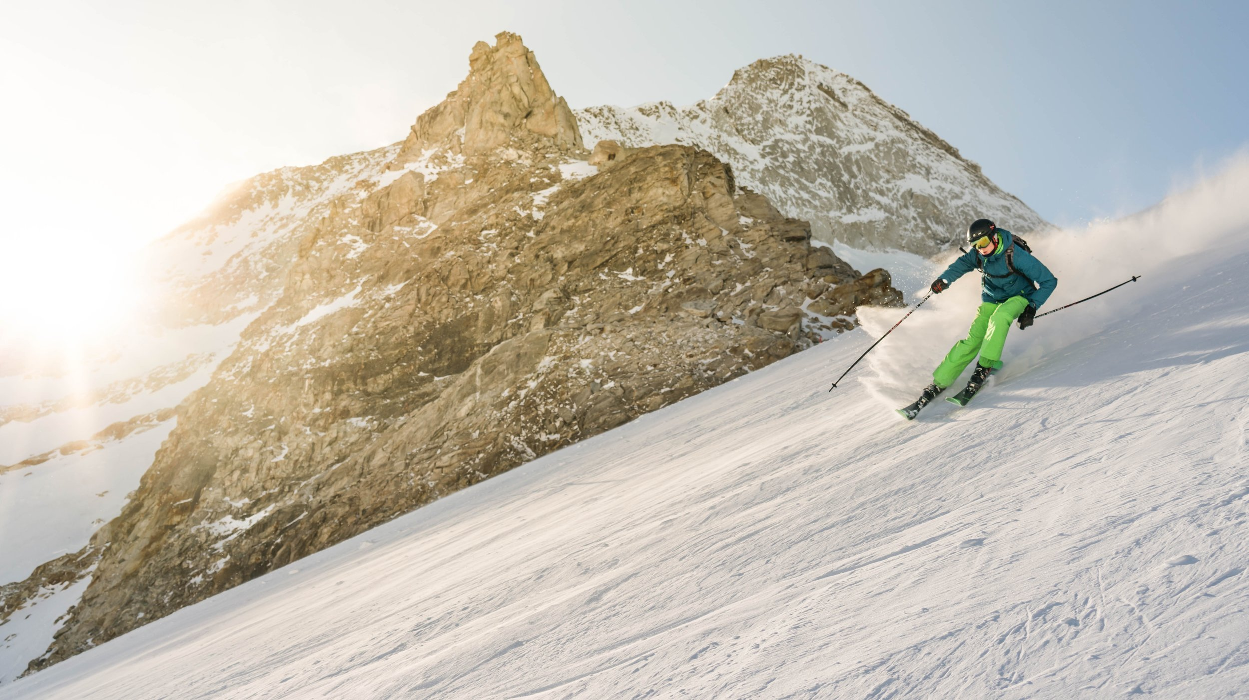 How Pilates Helps Snowsports