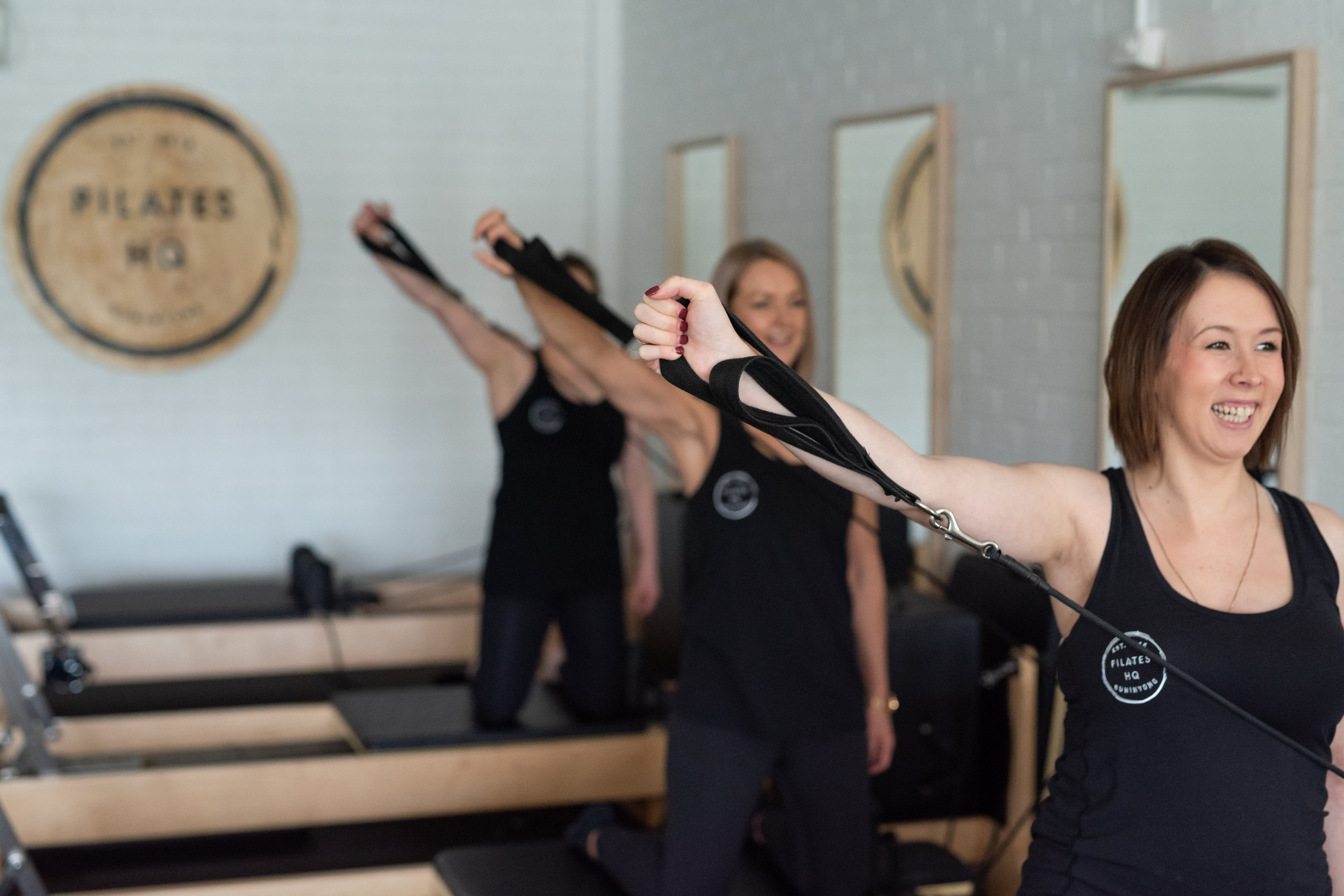 Reformer Pilates Classes, for all levels at Pilates HQ