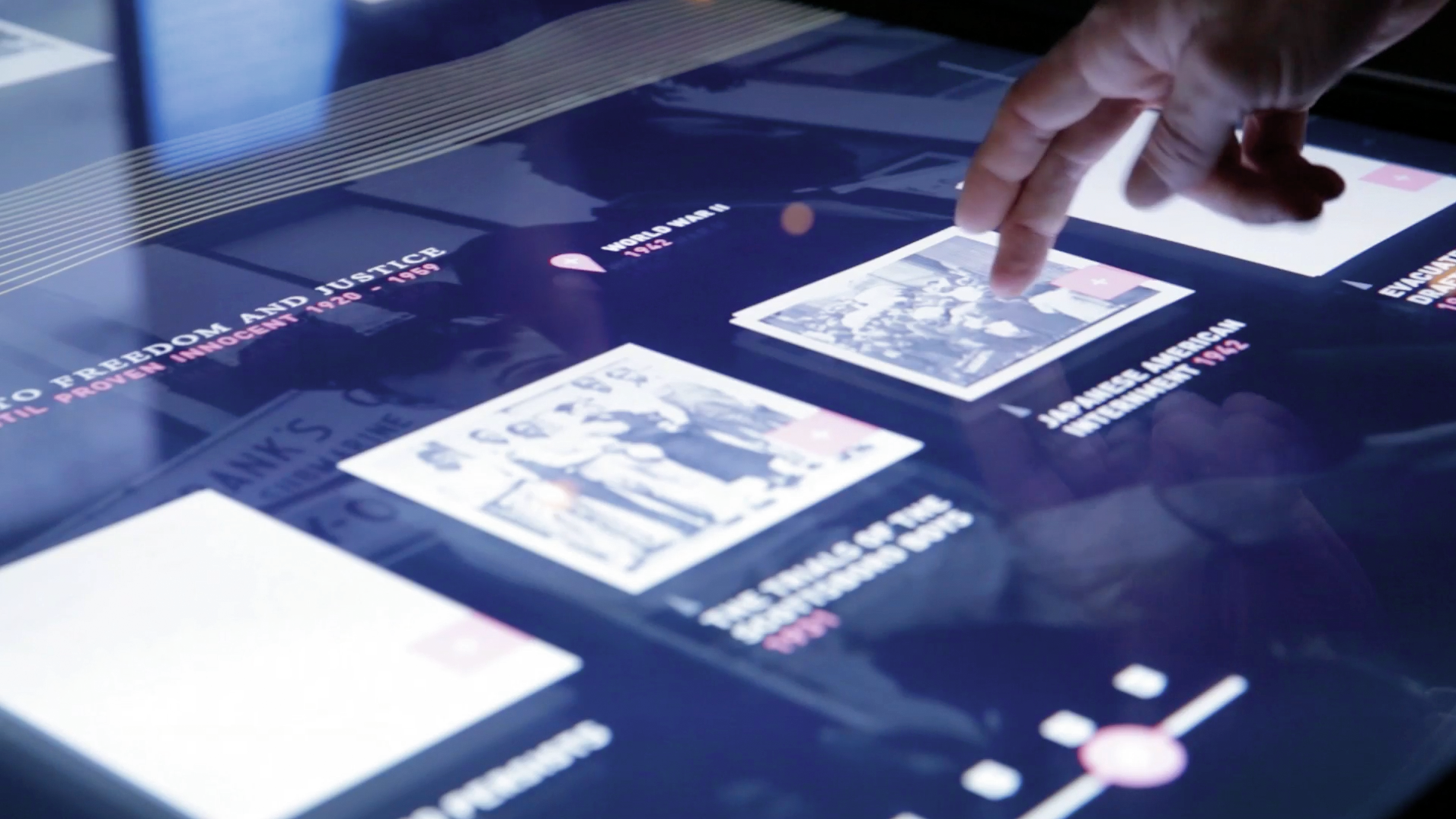 Systems   Interactivity, Presentation & Capture   Explore