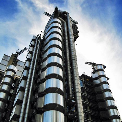 Richard Roger's Lloyds of London
