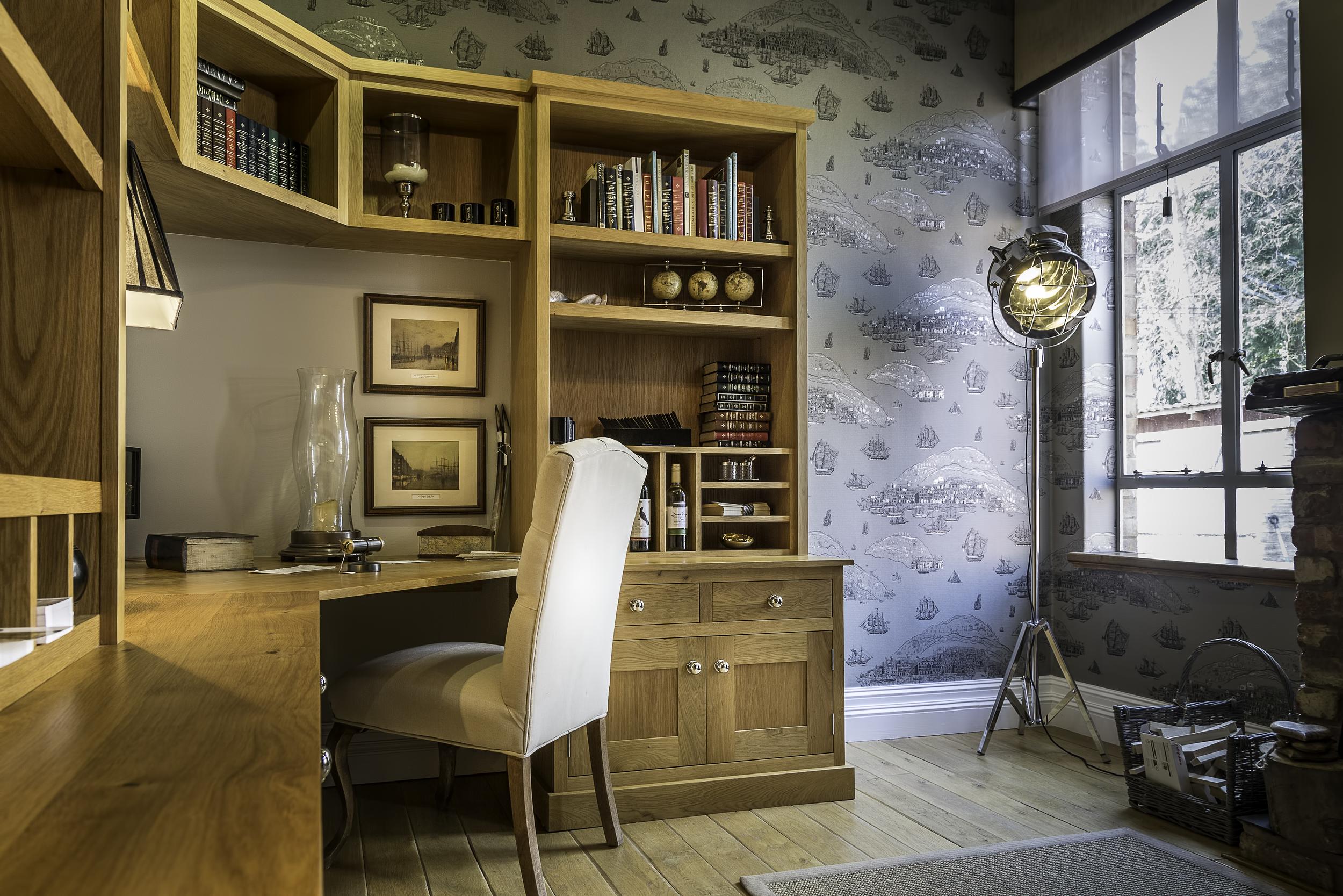 Brownlow Furniture office set