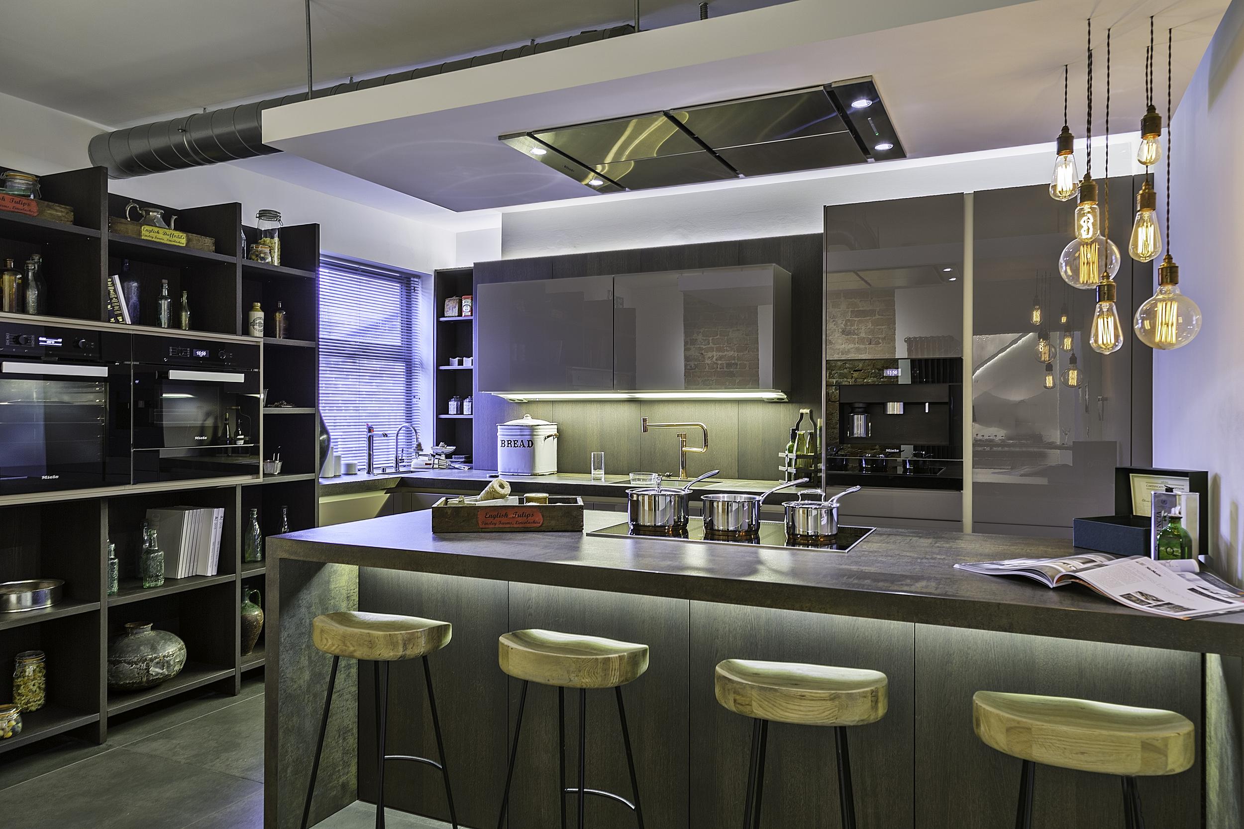 Arthouse Creative Interiors Green Kitchen