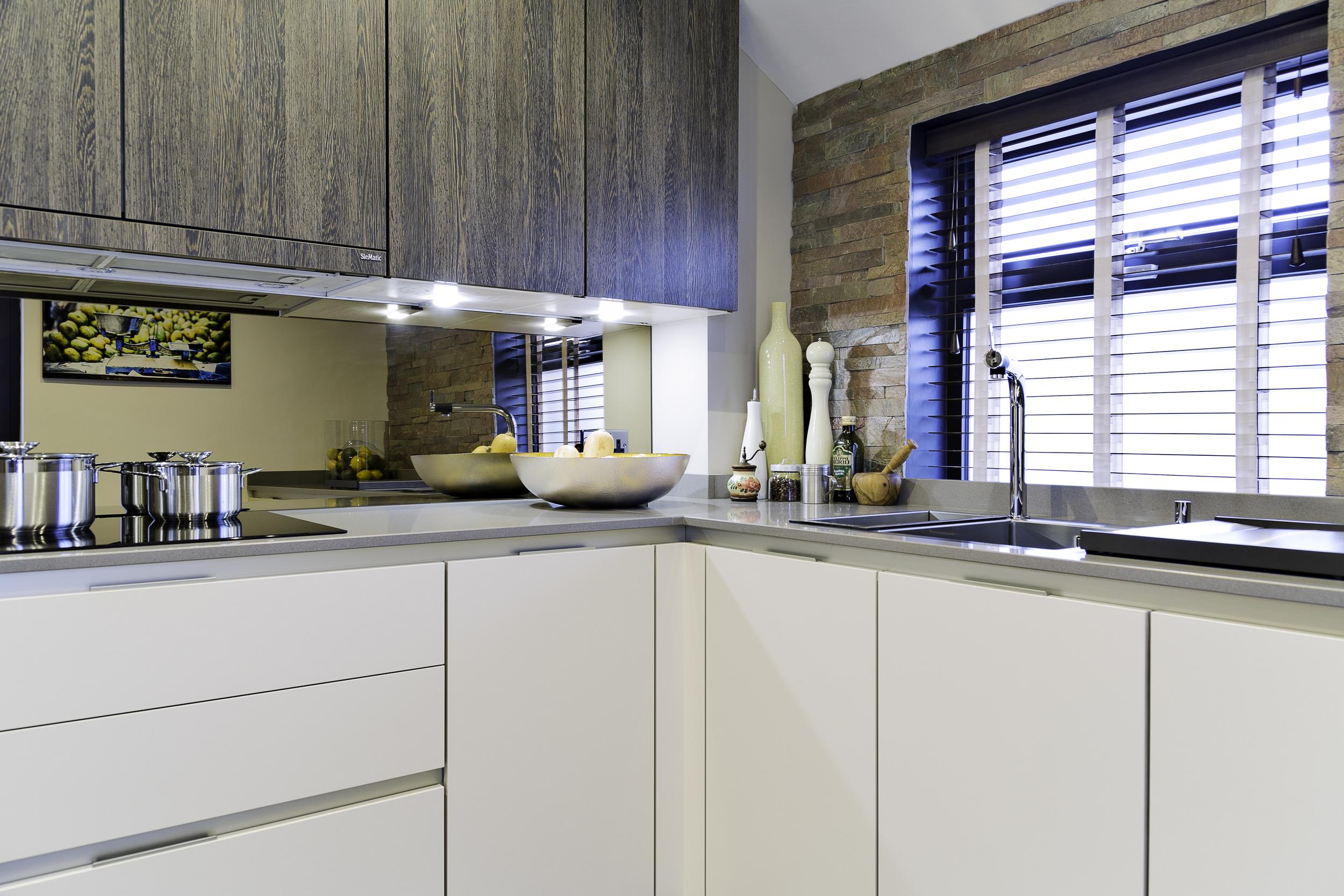 Arthouse Creative Interiors White Kitchen