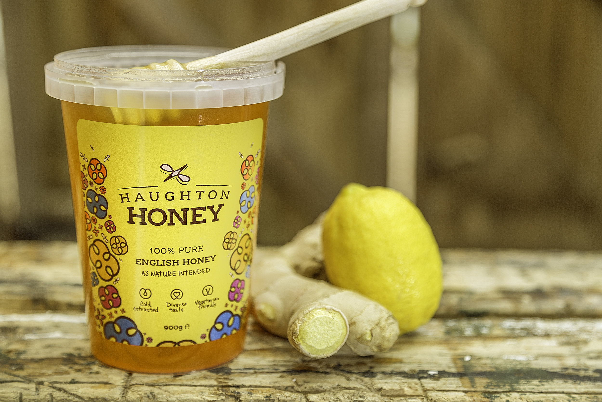 Haughton Honey product situational