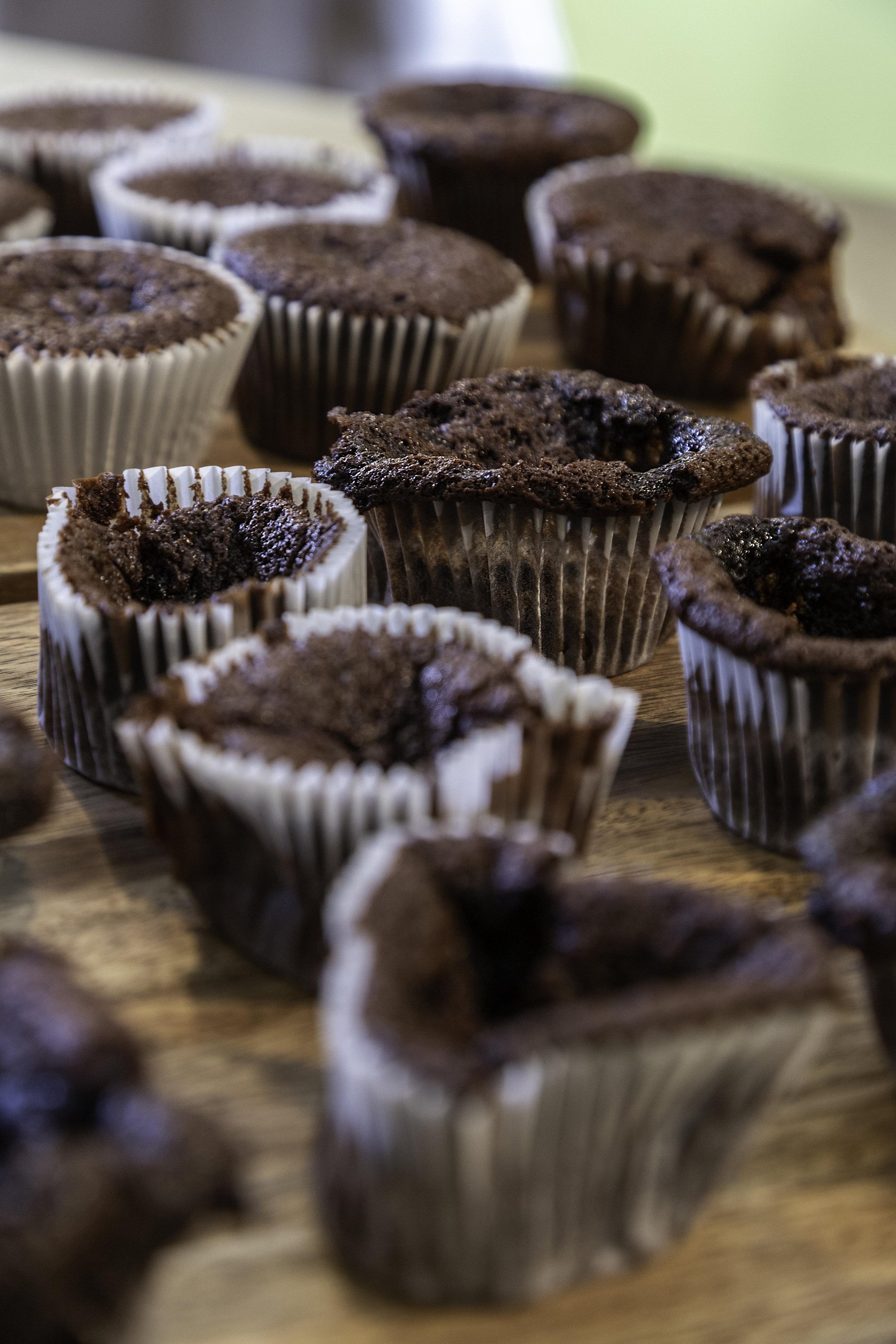 Amble Bake Off Cupcake