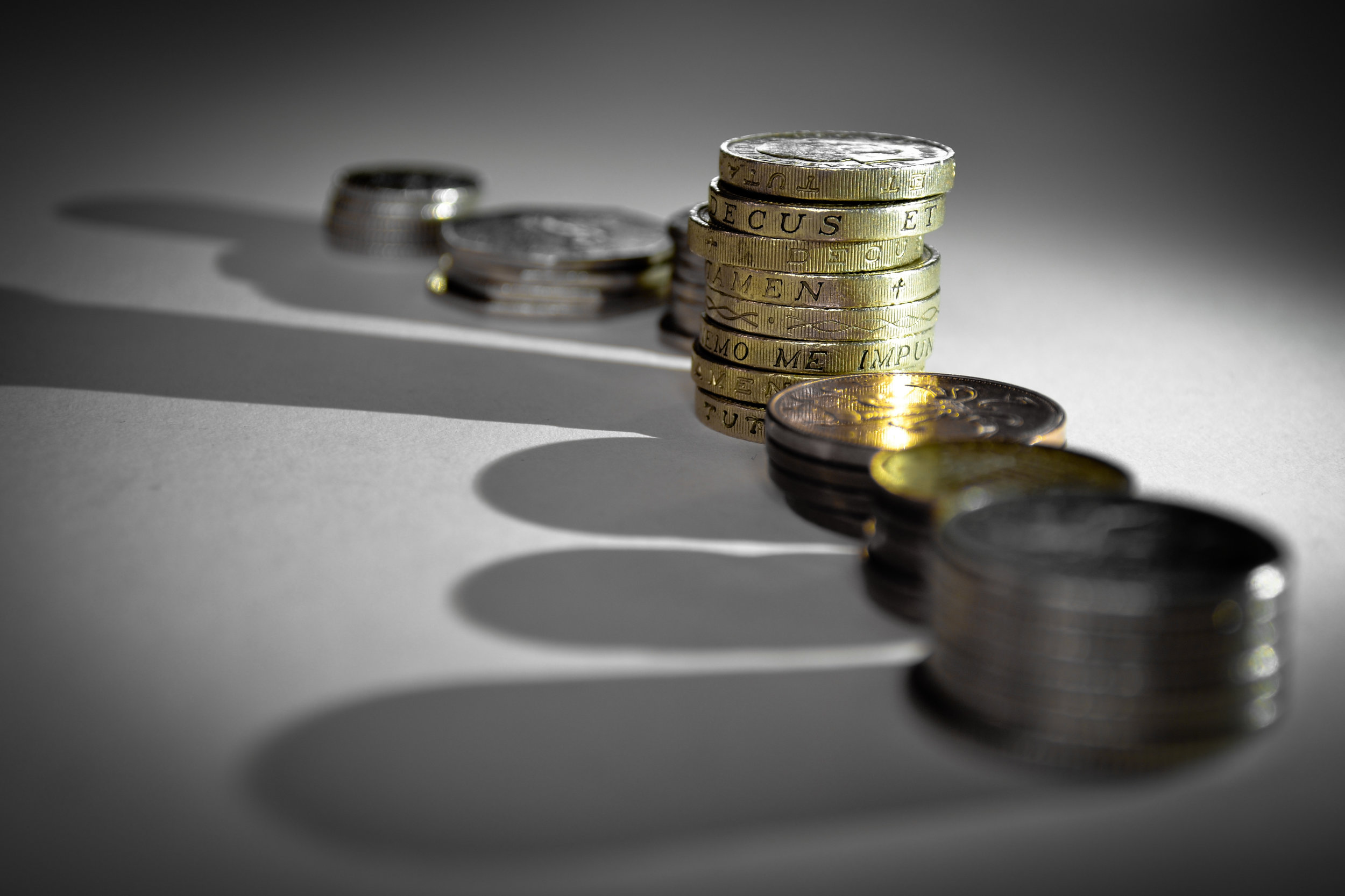 Canva - Cash, Coins, Pounds, Money, Finance, Currency, Shadow.jpg