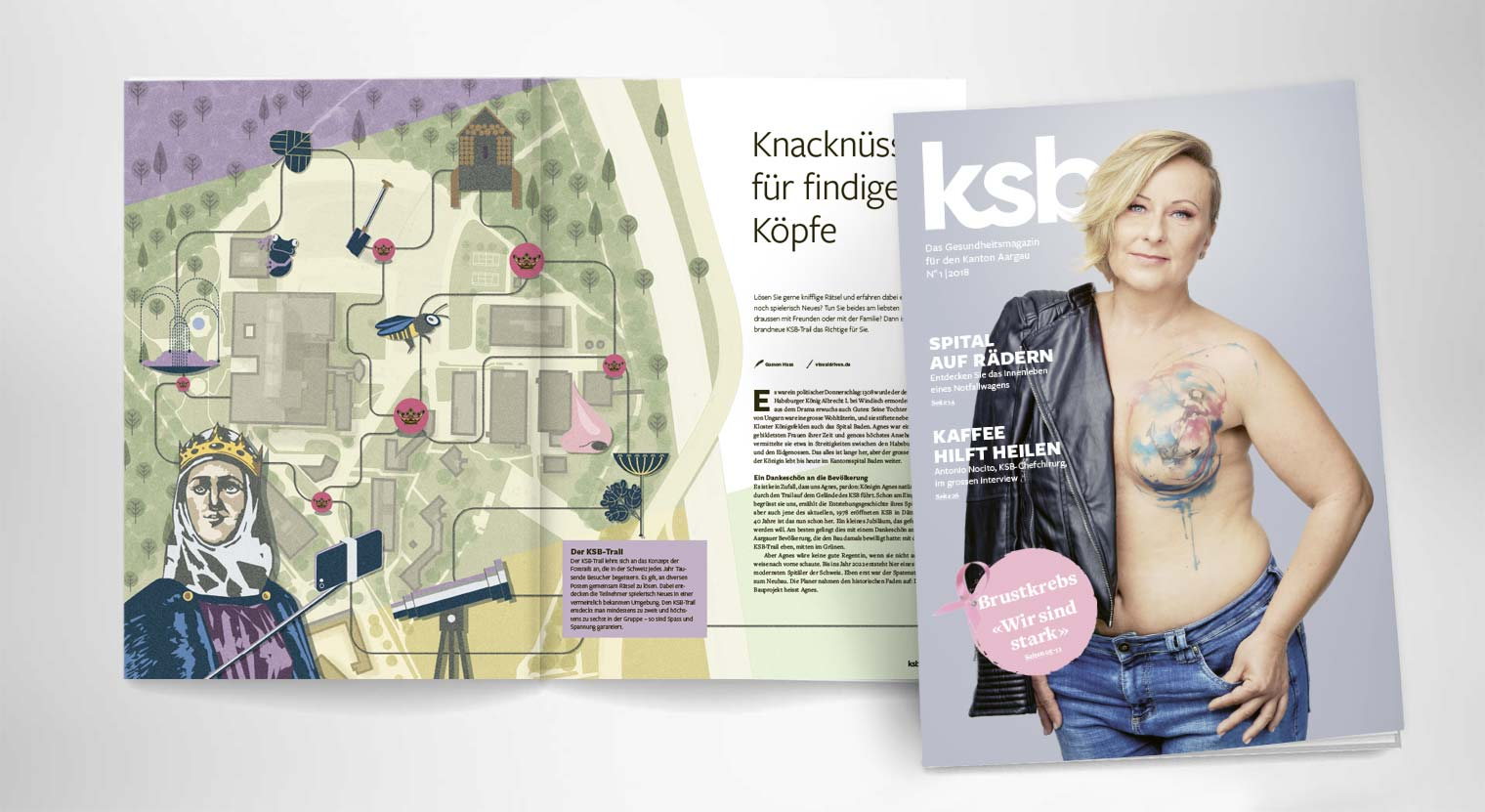 2018 #KSB Magazin