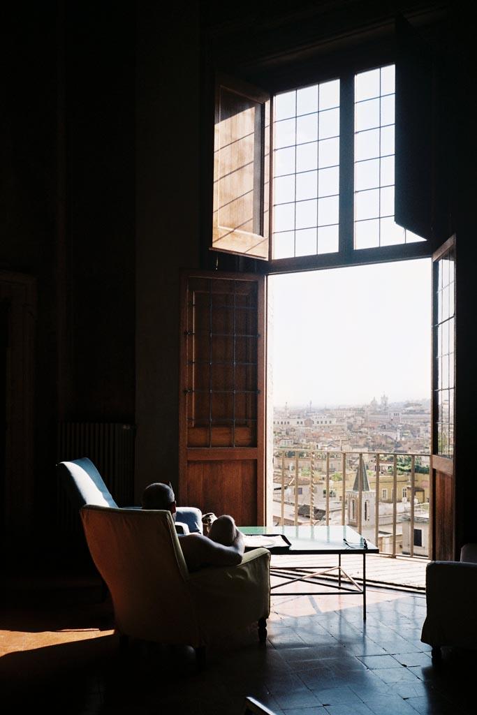 Rest - Rome