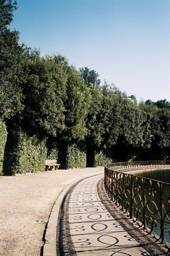 Giardino Di Boboli - Florence