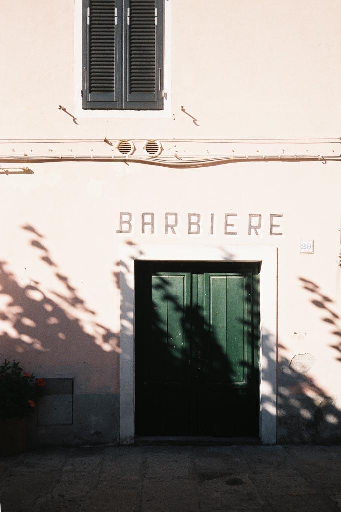 Barberia - Elba Island