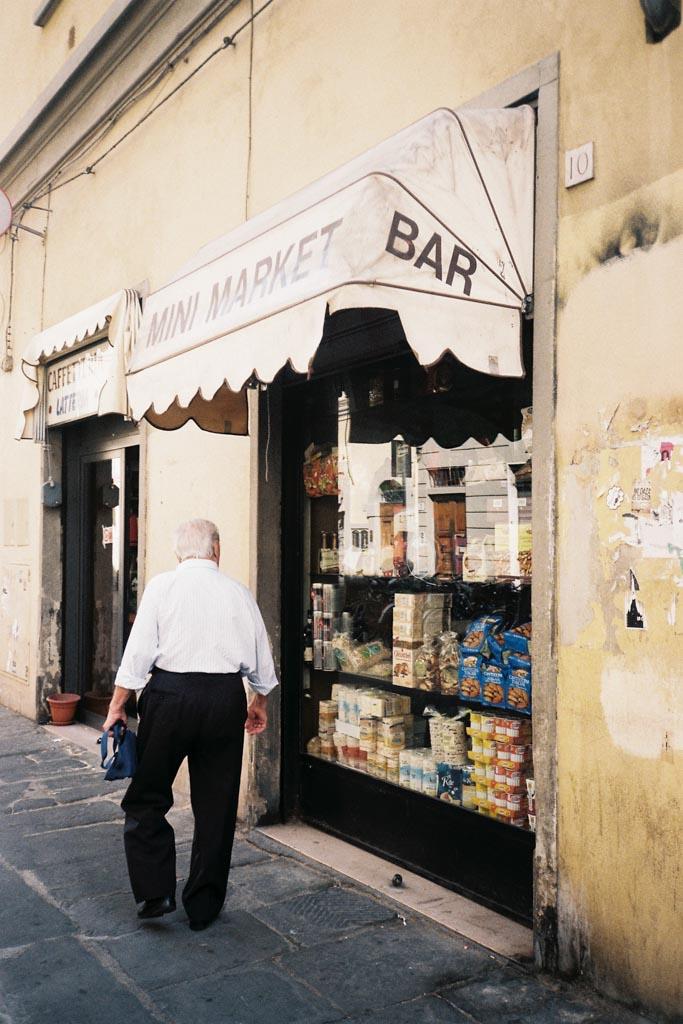 Walking - Florence