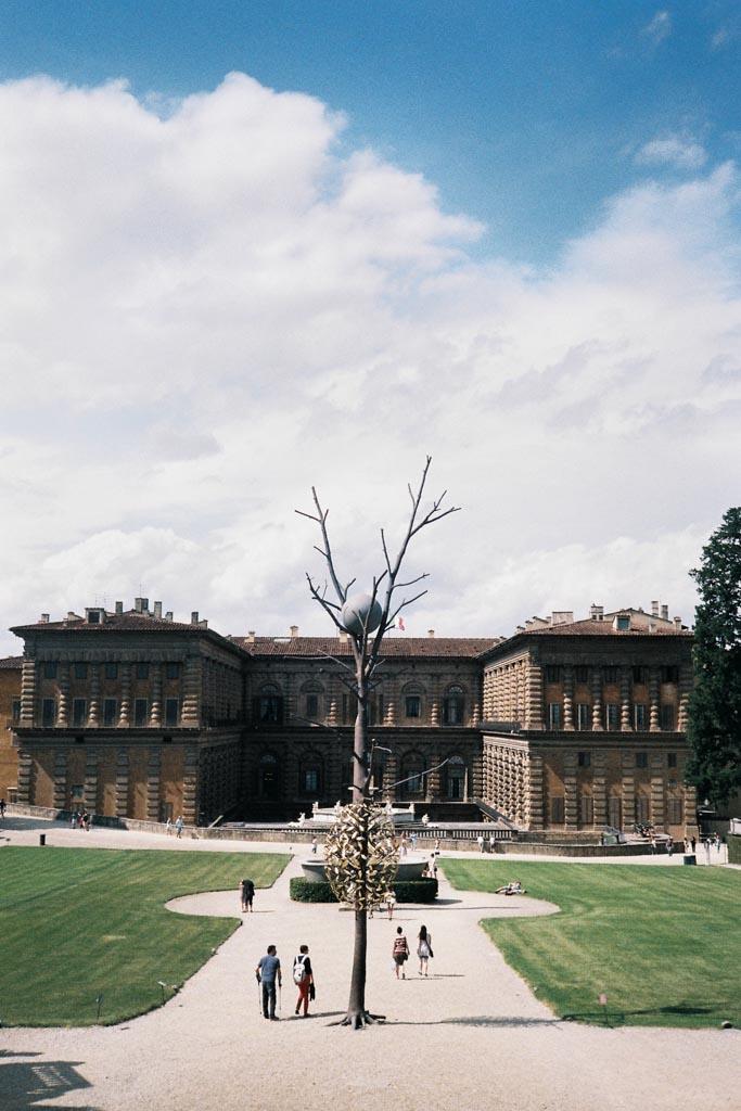 Giardiano Di Boboli - Florence