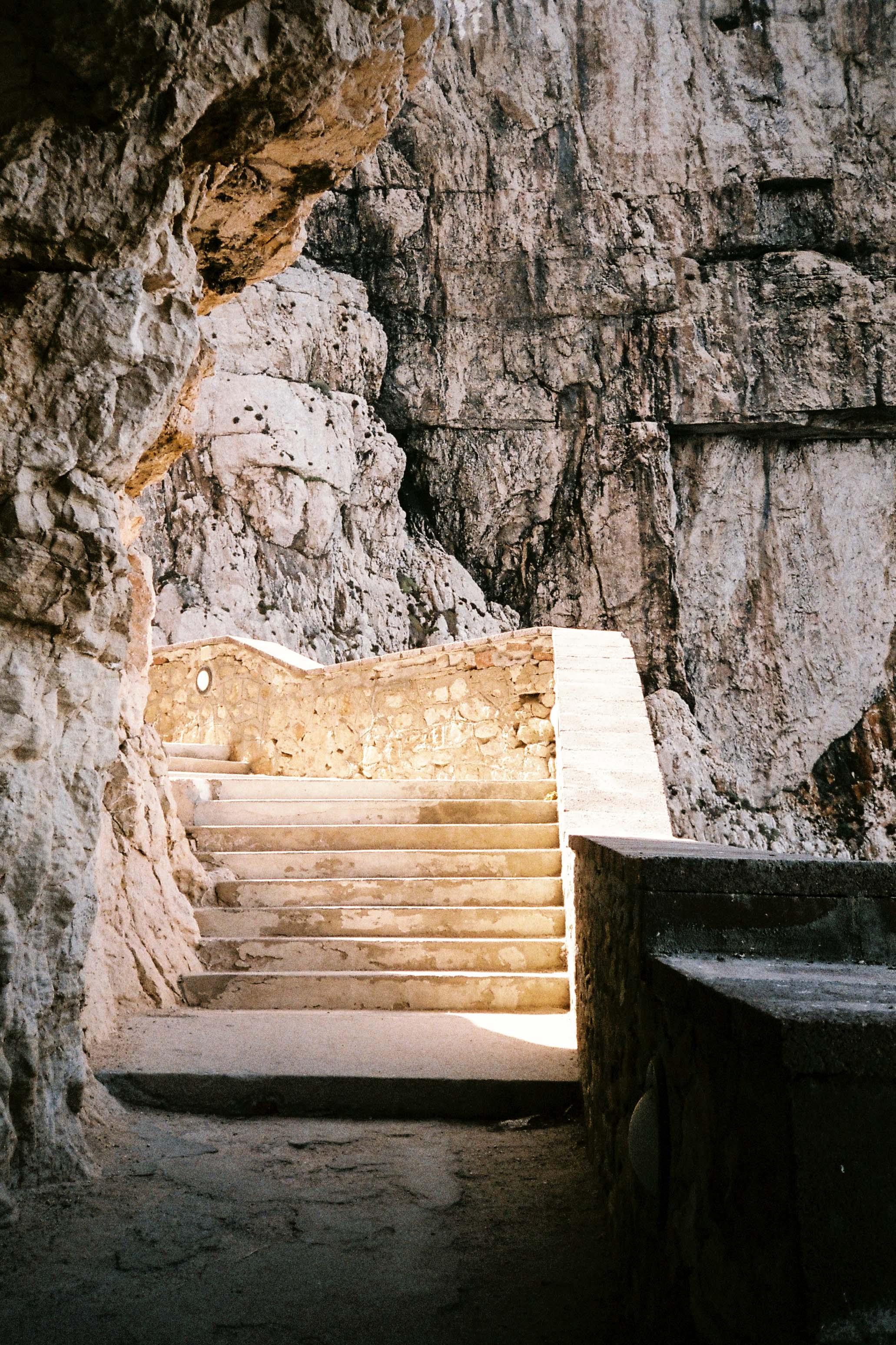 Grotte de Neptune