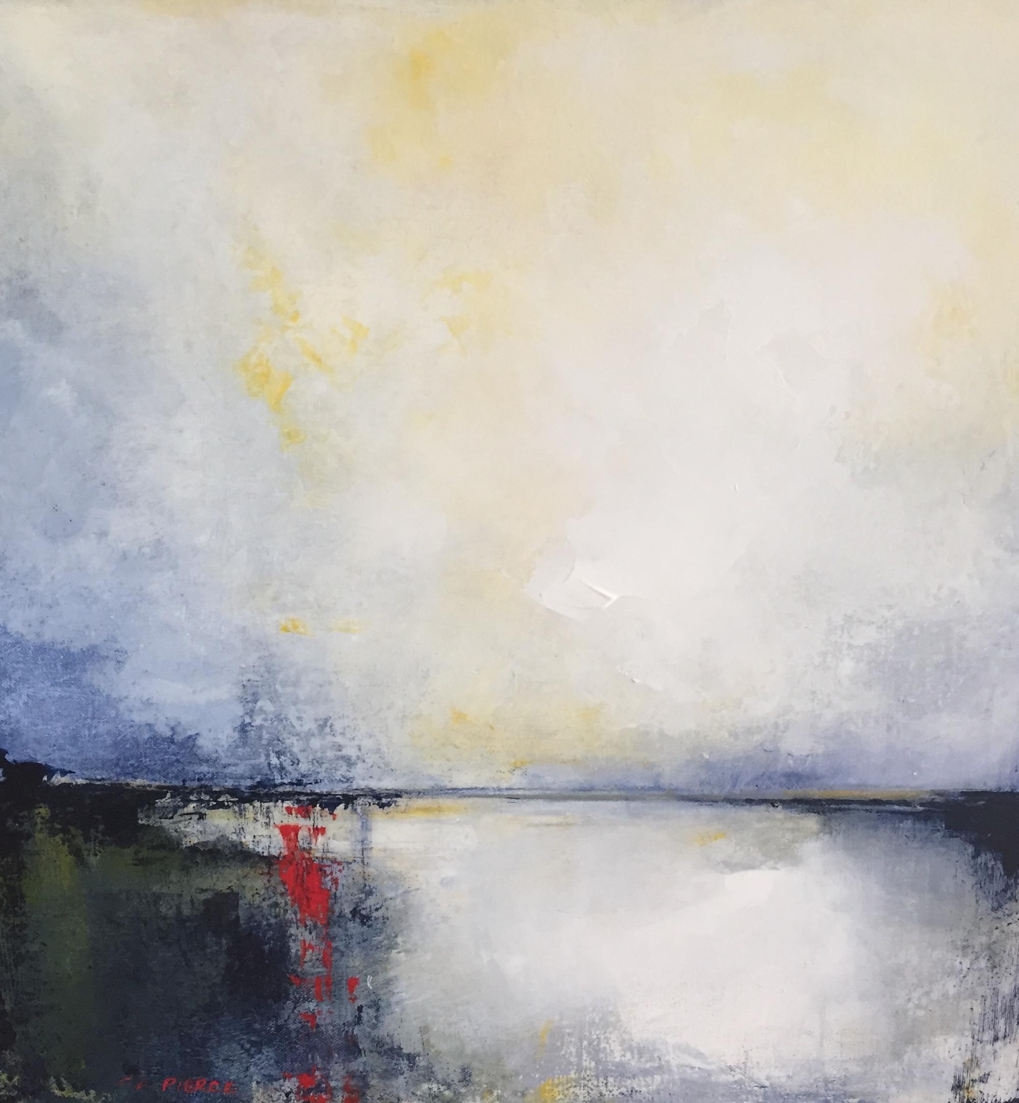 Safe Harbor#Acrylic on Canvas#20 x 20 Inches#$1,600