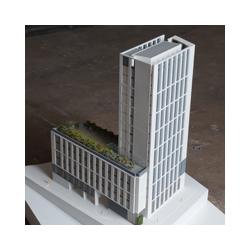 Winter street student housing model