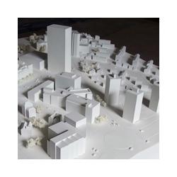 Winter Street massing model