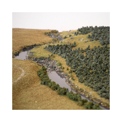 Highland Landscape model