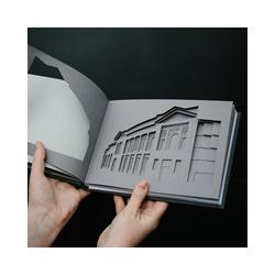 Bridgeton Women's Library sketchbook