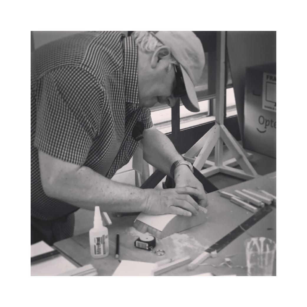 Modelling Paisley workshops