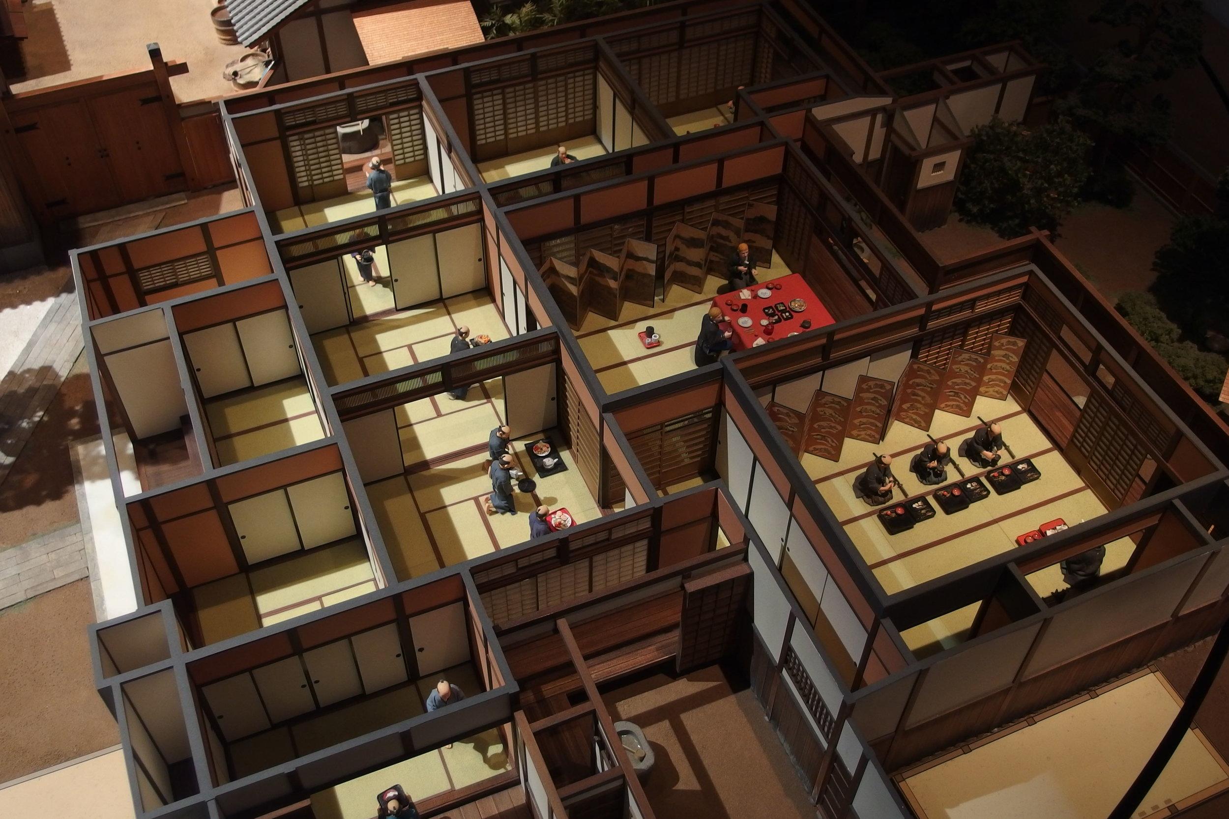 osaka museum of history model tatami mats interior.jpg