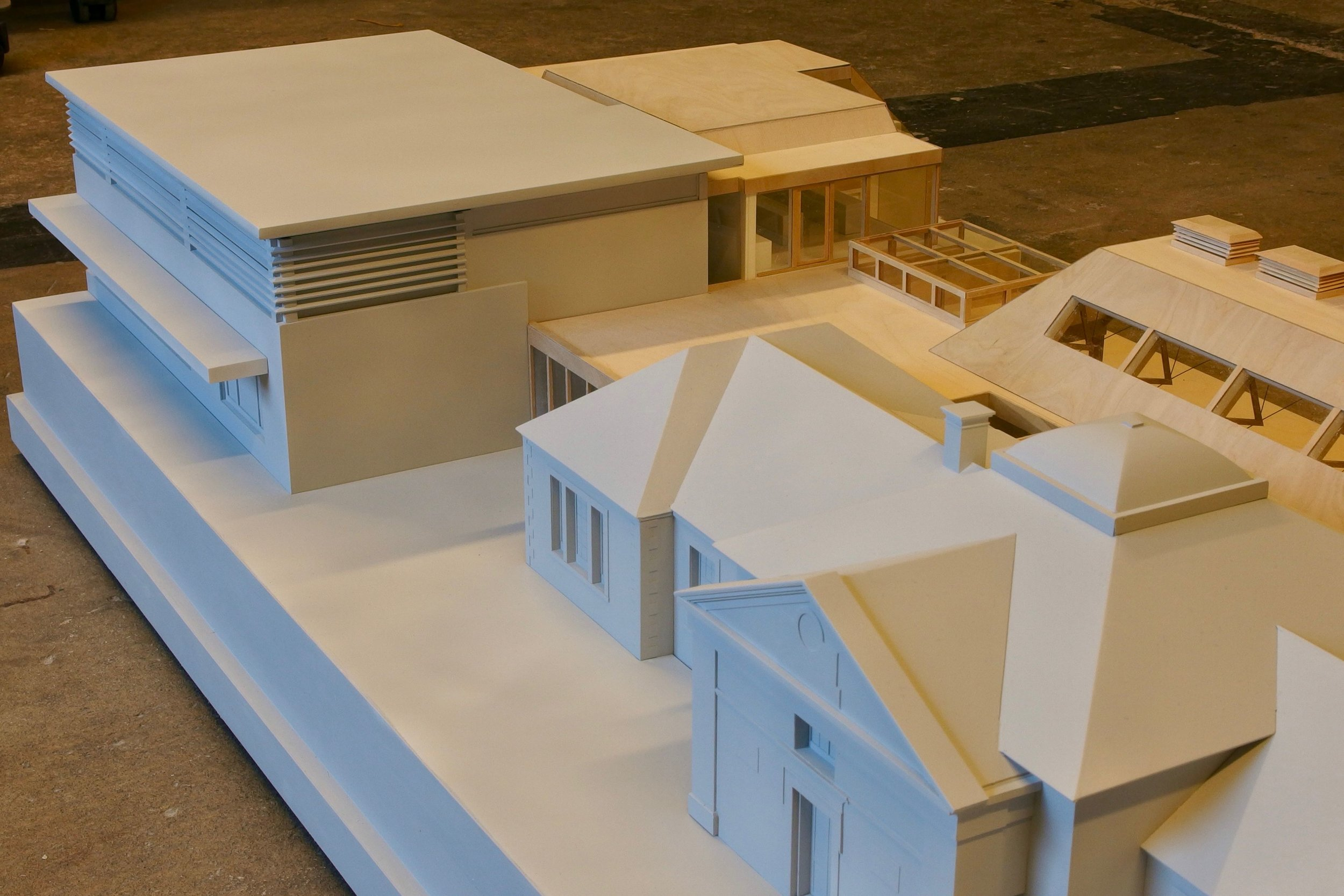 Edinburgh Academy extension, by LDN Architects