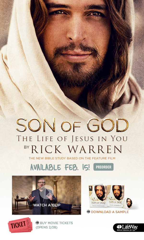 Son of God Email