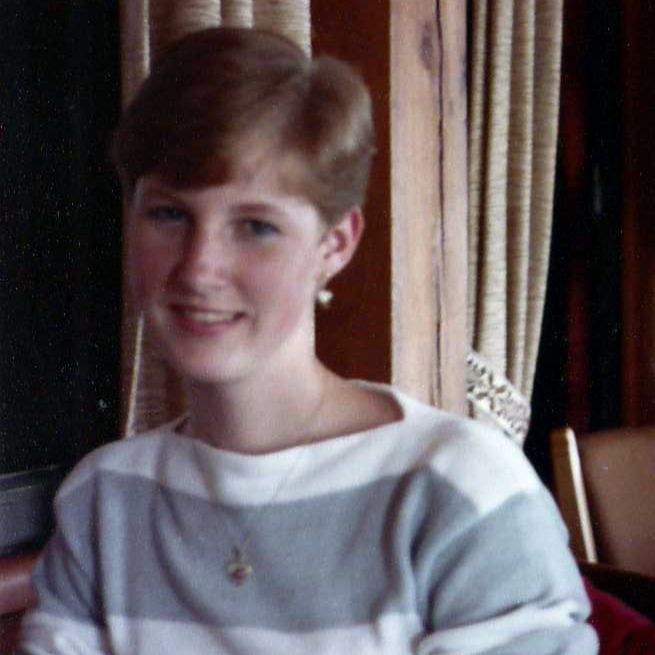 Age 15. Taken two months after I decided to live.
