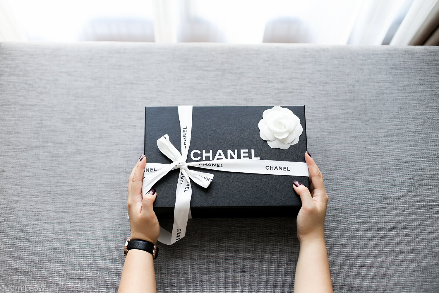 Unboxing Chanel