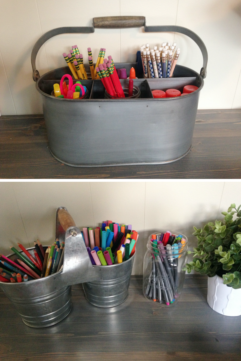 School Room Organization