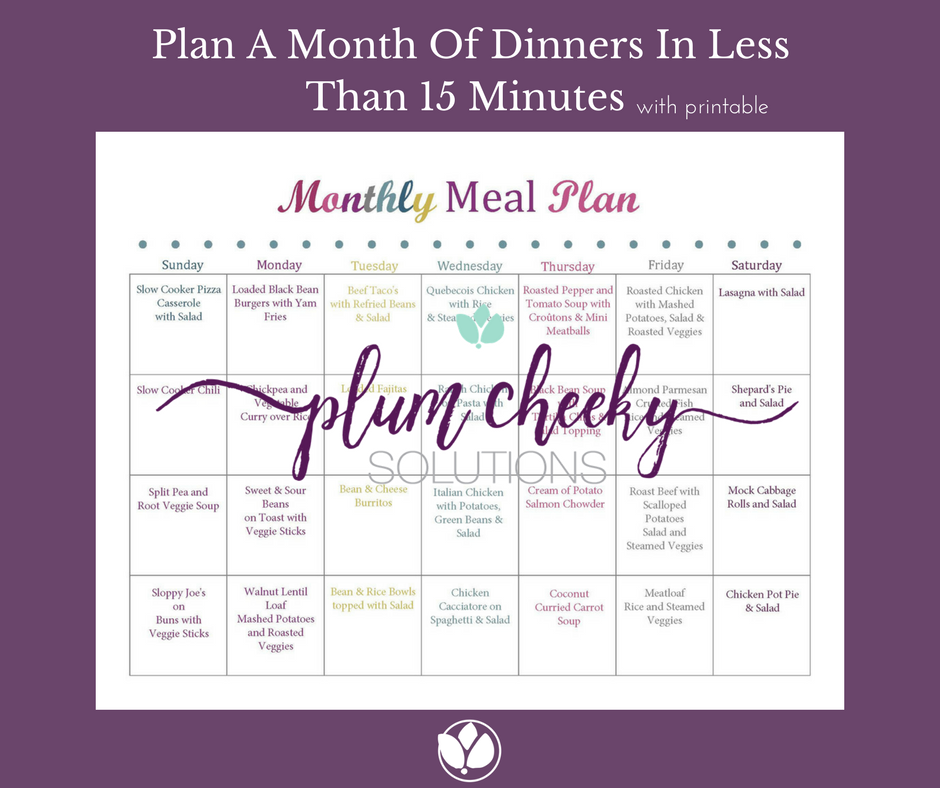 Plan A Month Of Dinners In Less Than 15 Minutes.png