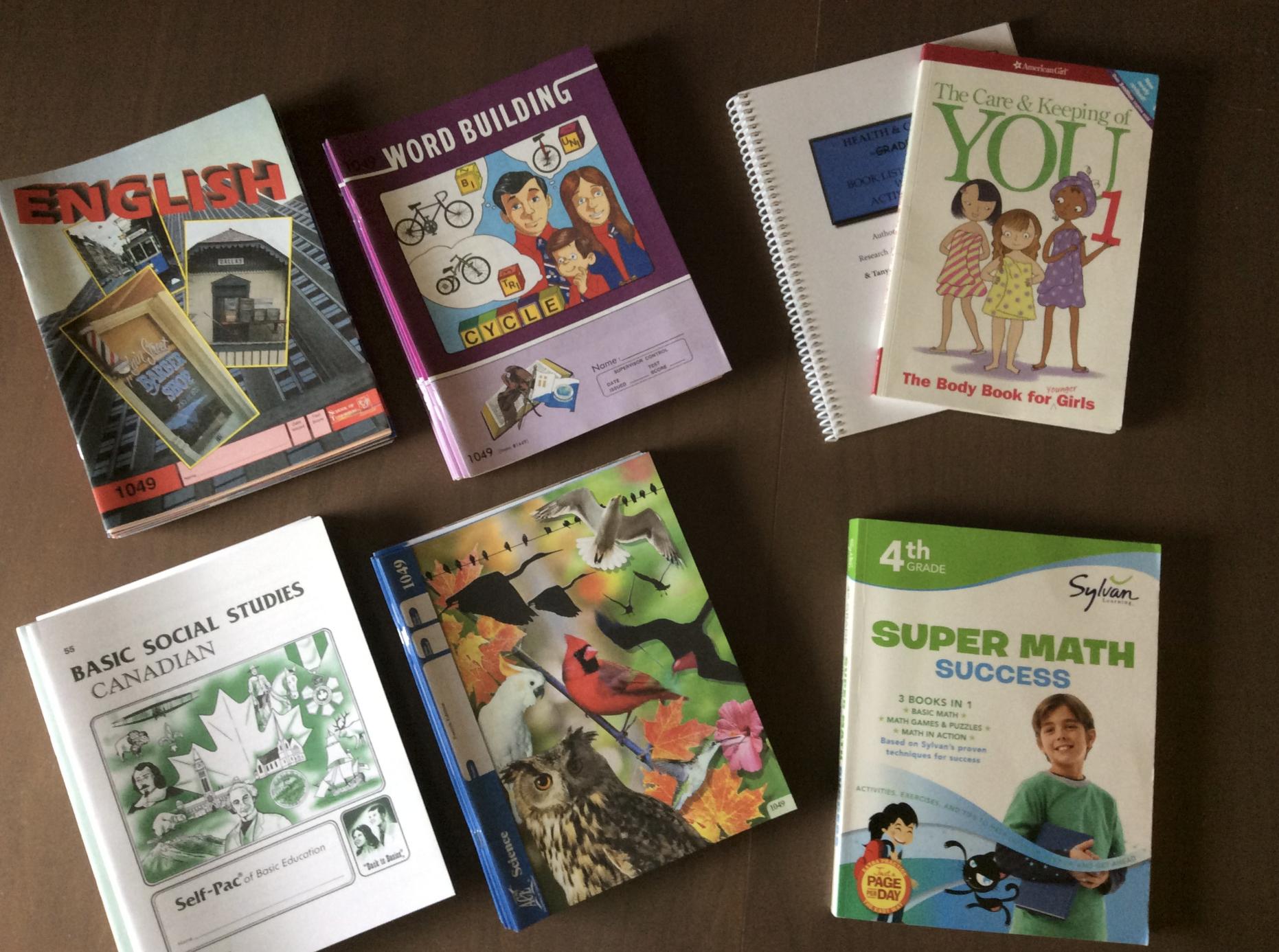 Grade 5 Homeschool Curriculum and Resources