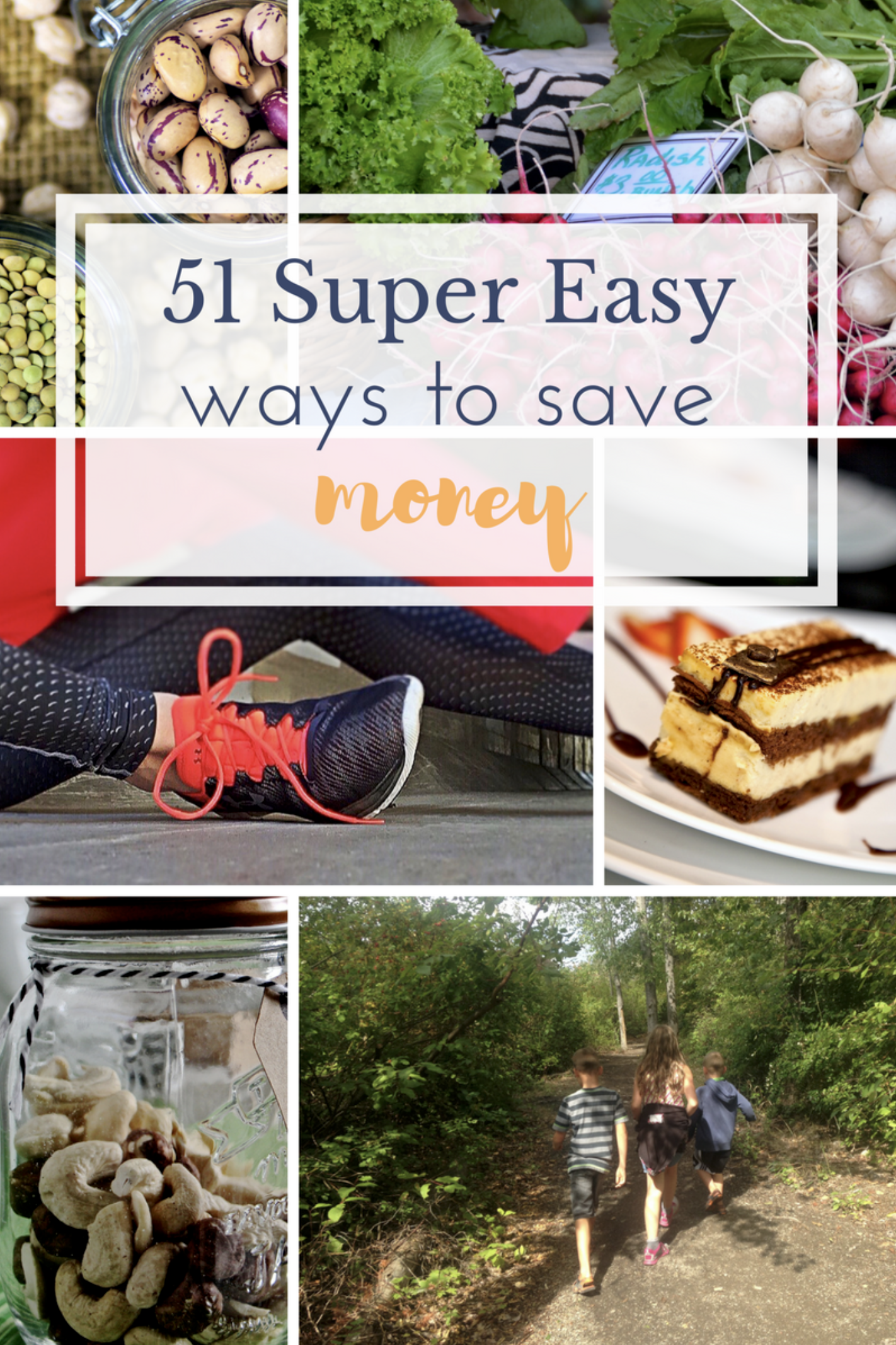 51 Ways to save money